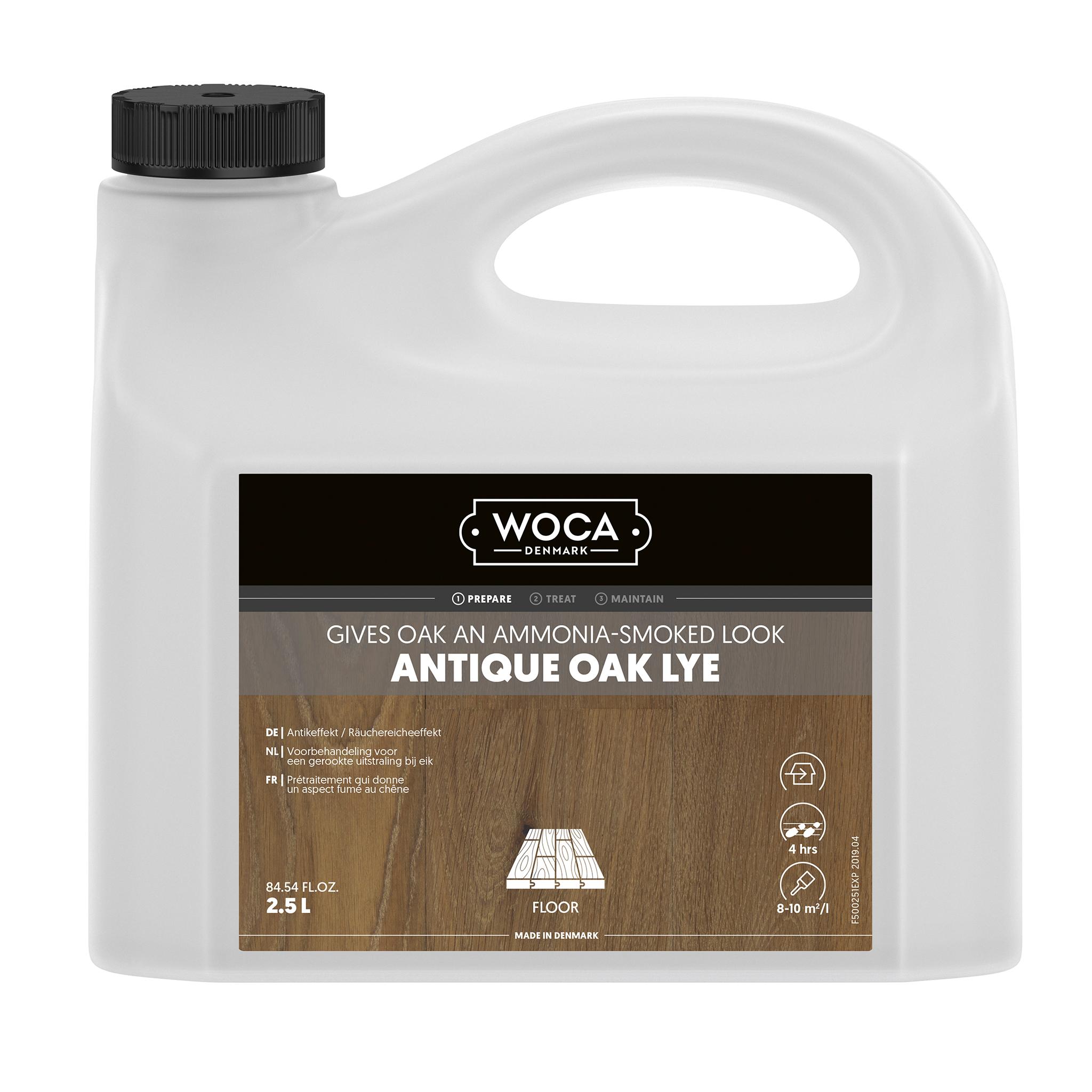 WOCA Antik-Eichenlauge 2,5 Liter