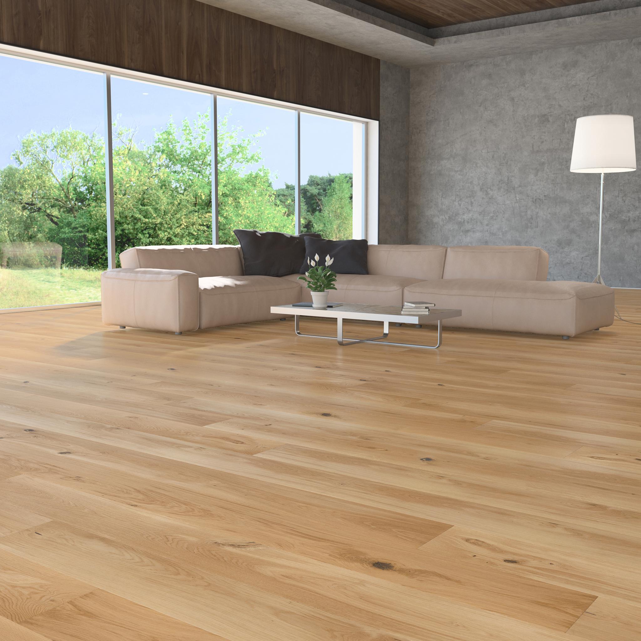 Floor-Art Da Vinci Eiche Rustikal geölt