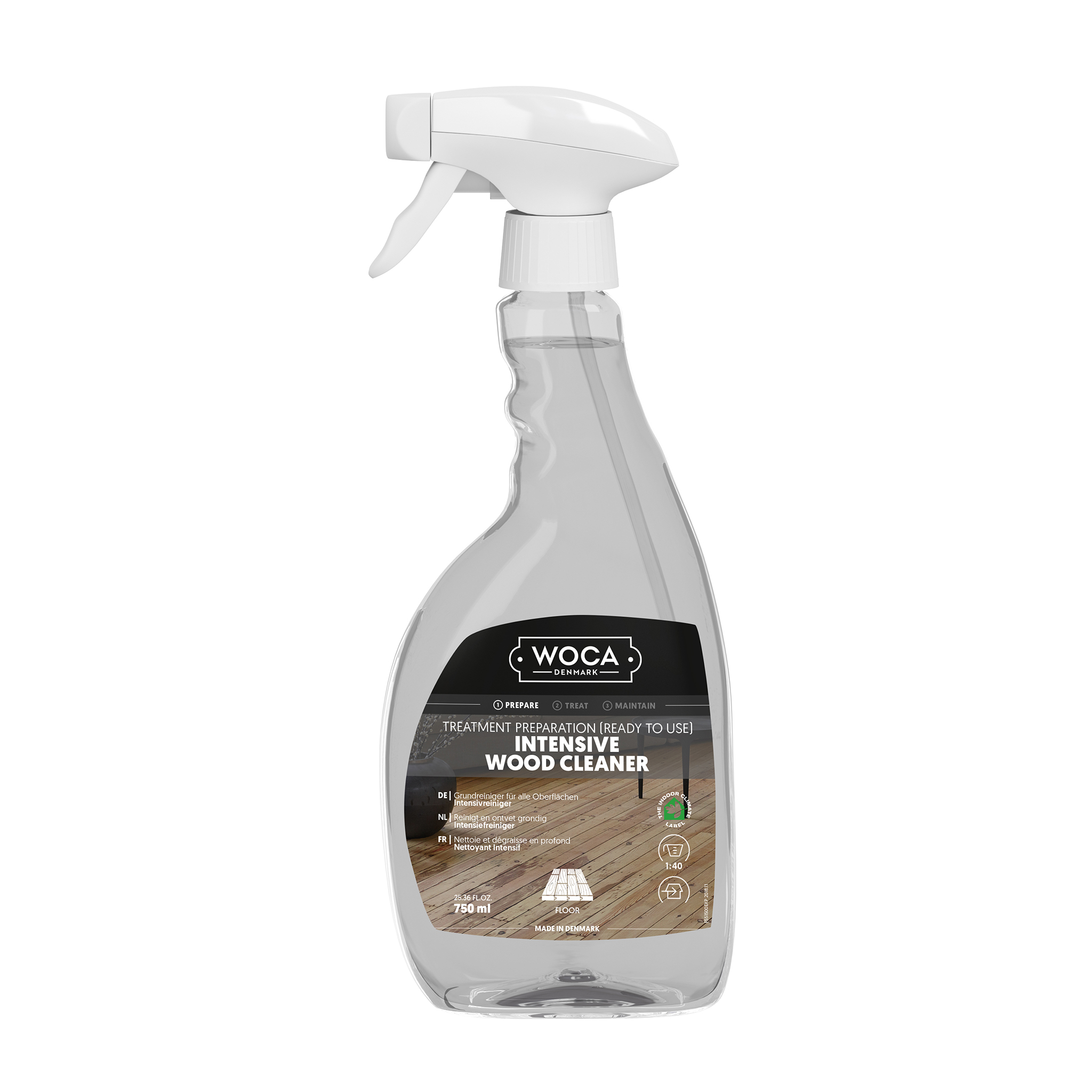 WOCA Intensivreiniger 750ml Spray