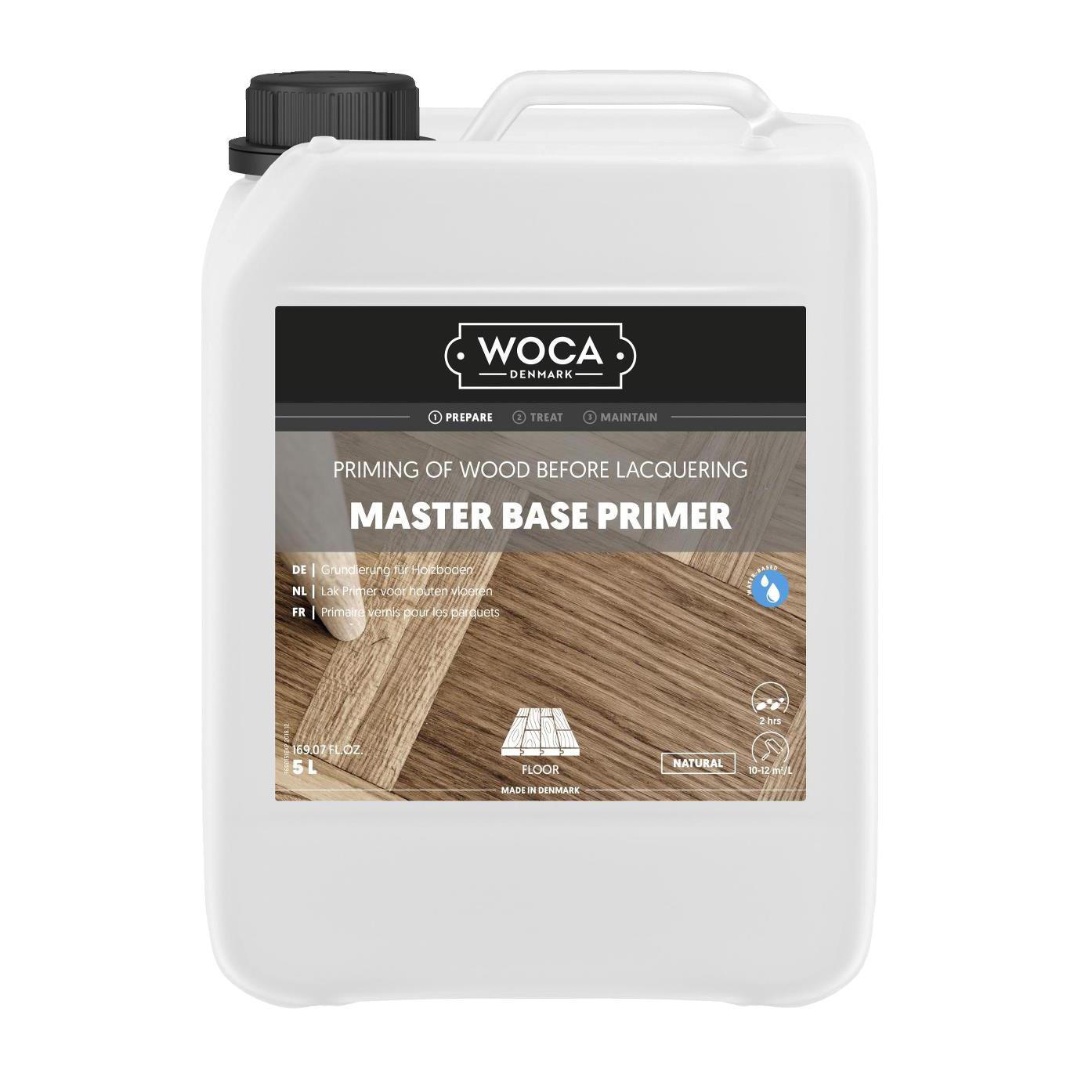 WOCA Master Base Primer Natural 5l