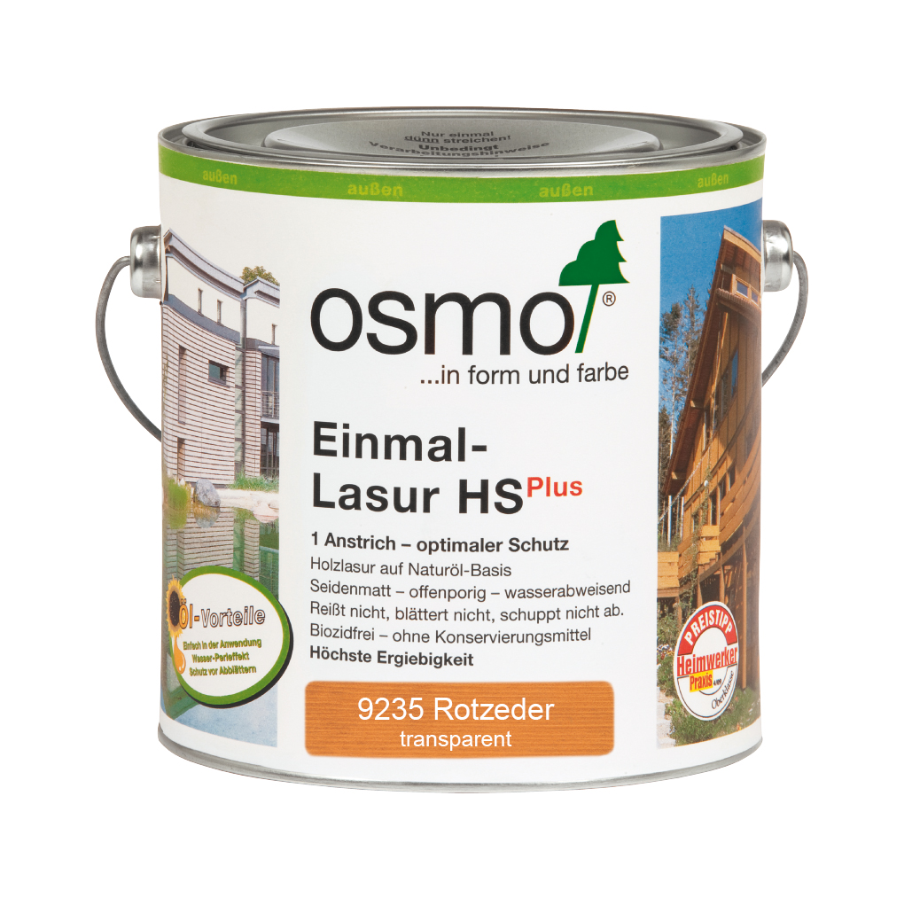 Osmo One Coat Only HSPlus 2,5 Ltr.