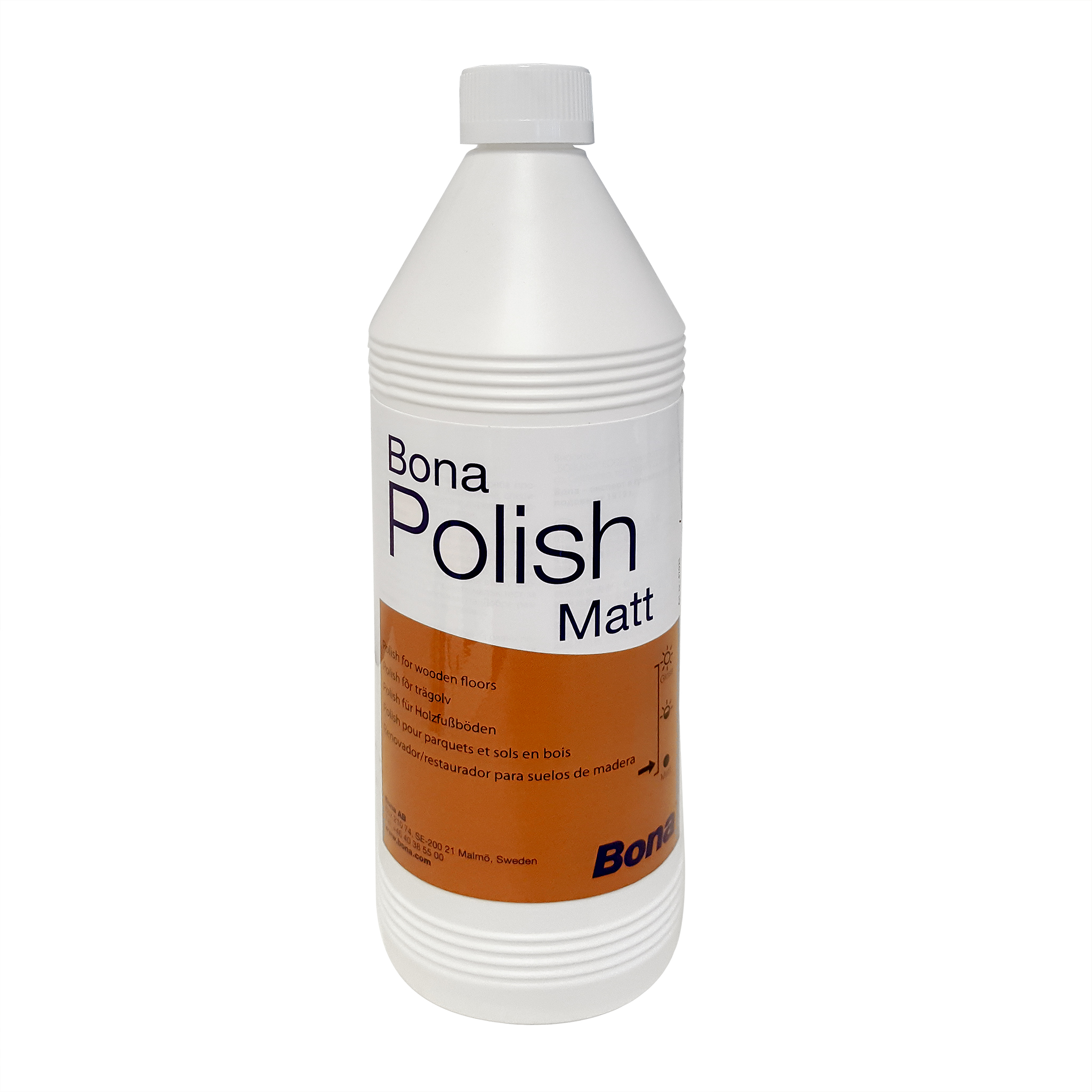 Bona Parkett Polish Pflegemittel 1 Liter