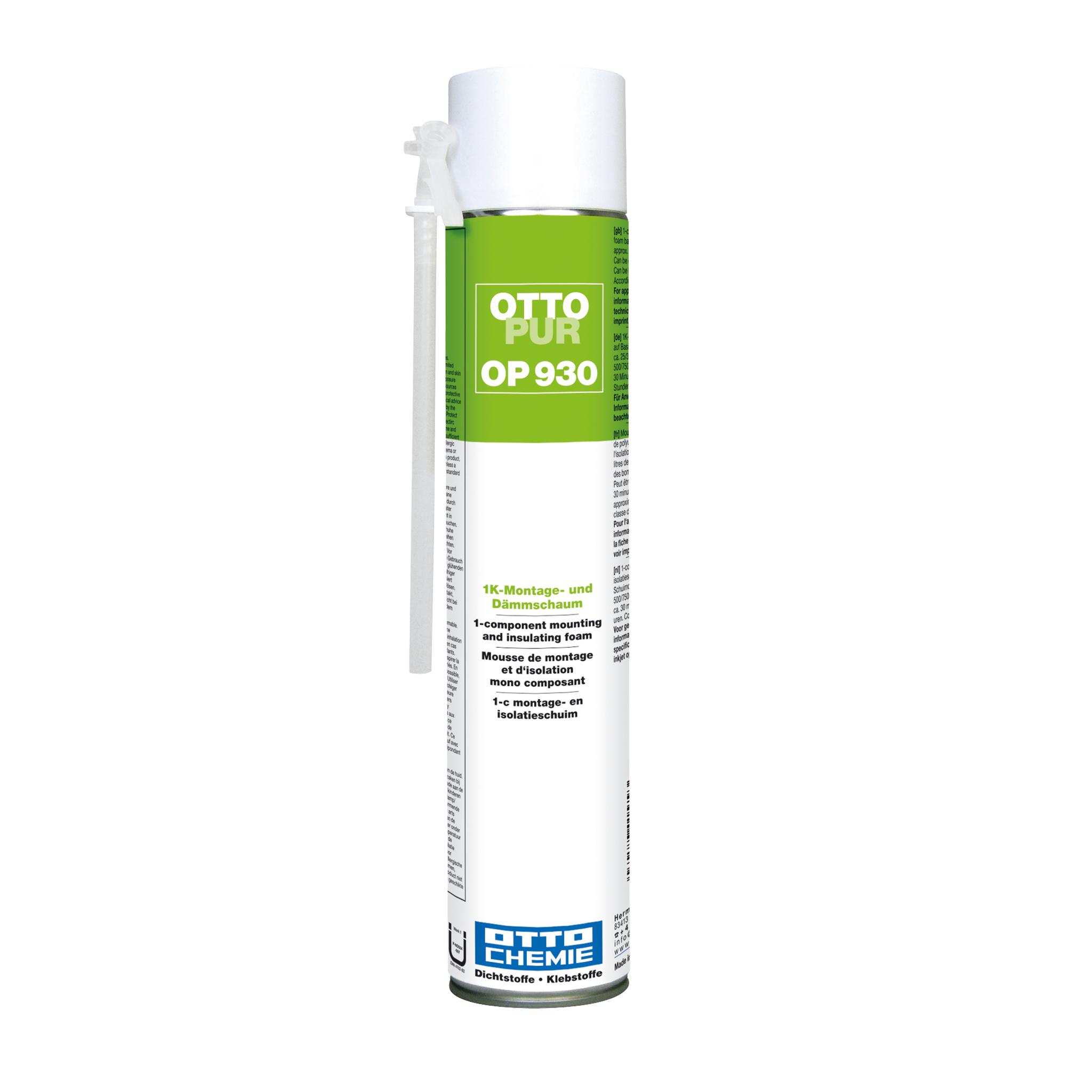 Ottopur PU foam OP-930 750ml
