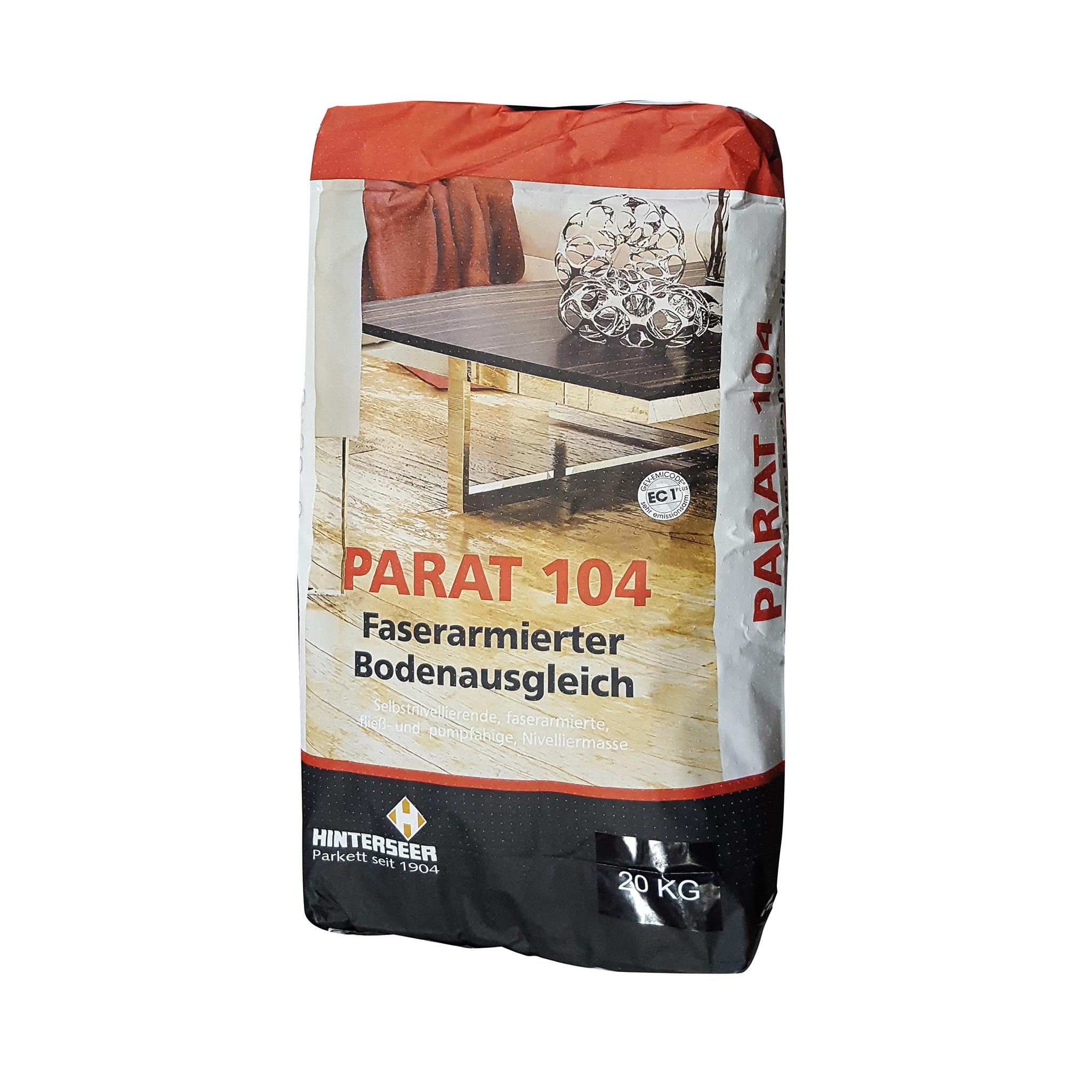 Parat 104 FA floor levelling compound
