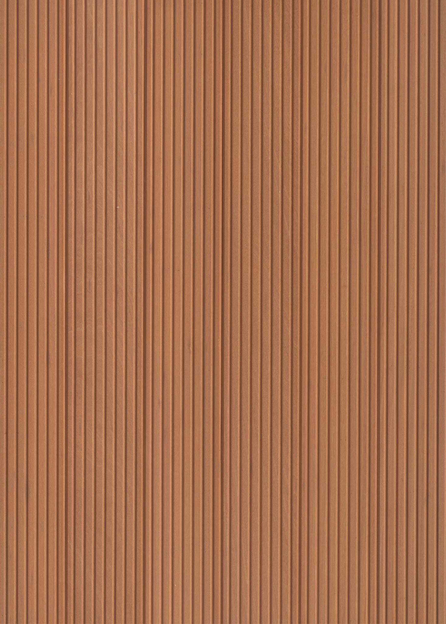 PARAT Deck bangkirai ripple plank 25mm