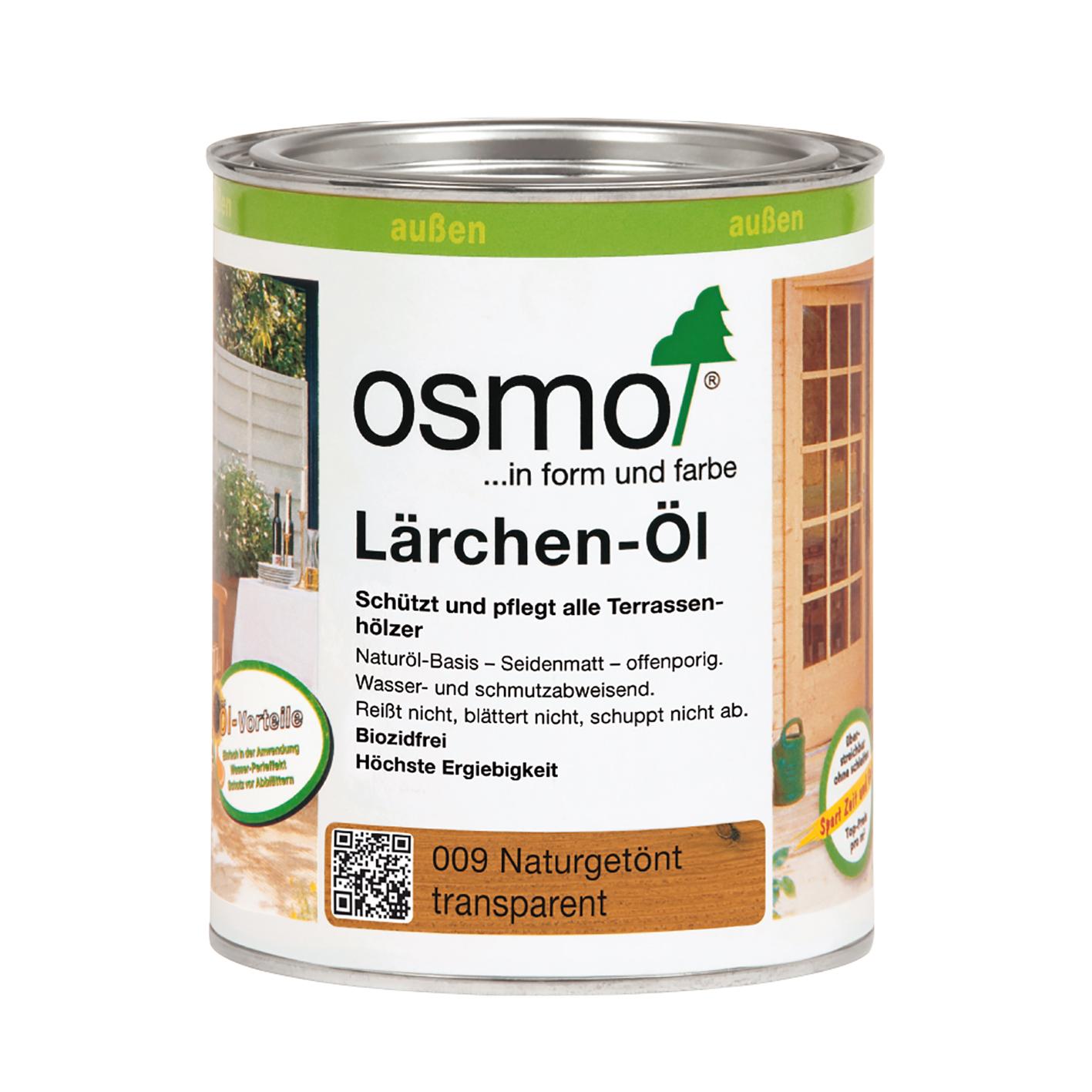 Osmo larch-oil  nature 750ml