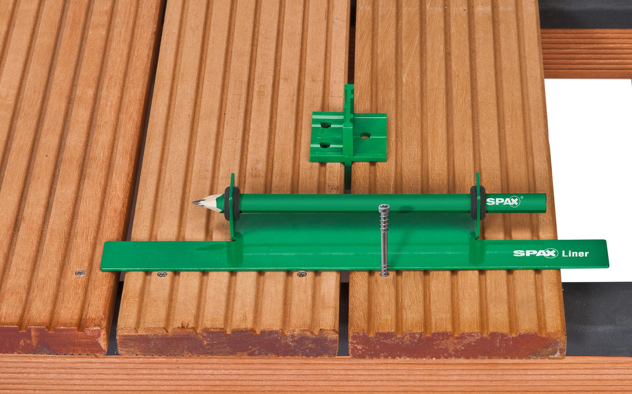 SPAX Kaiman Pro plank bench