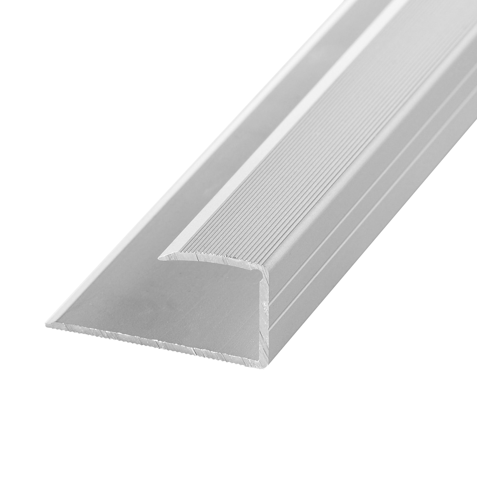 Einfassprofil 14-16mm Alu Silber