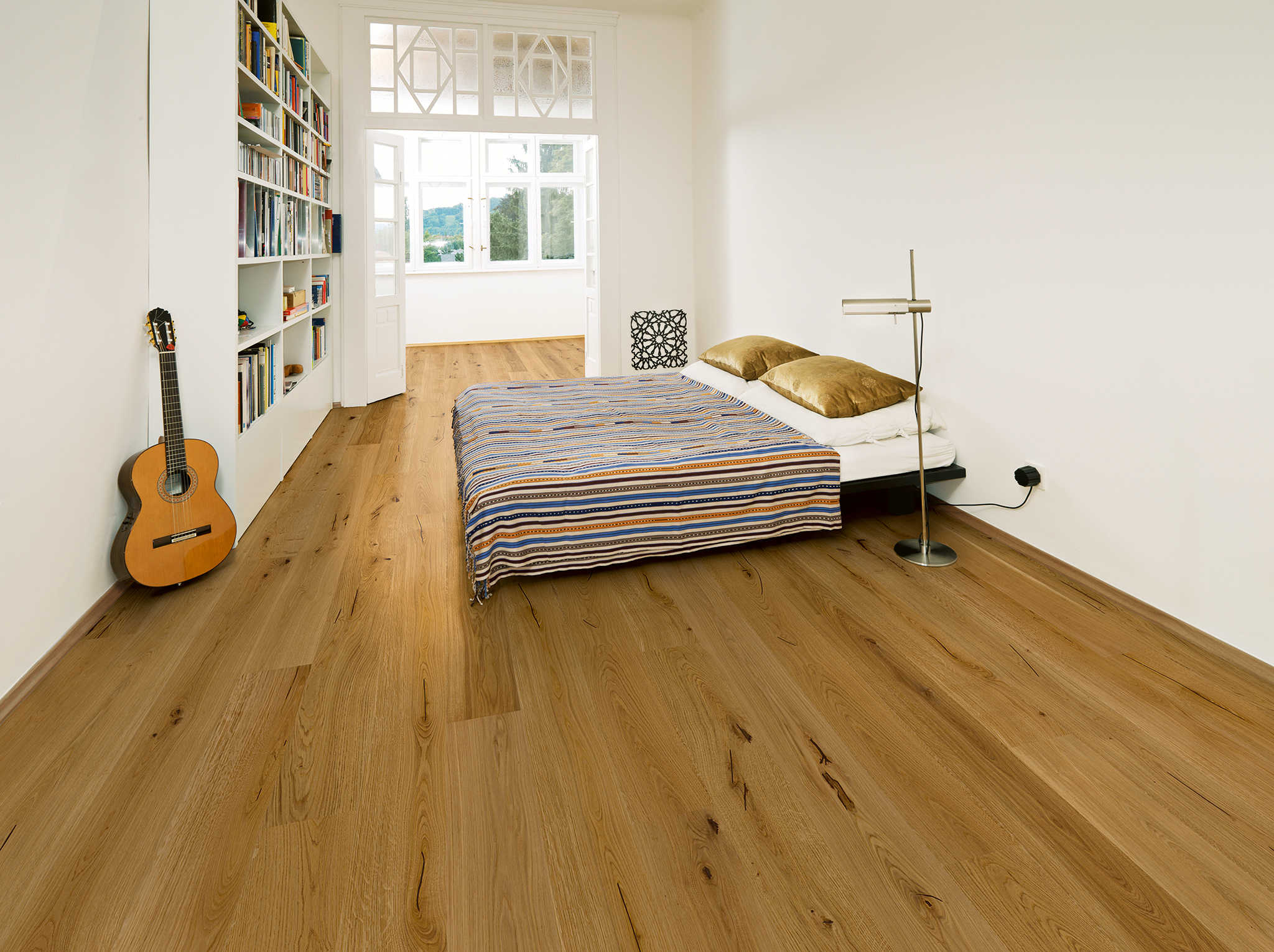 Floor-Art Elements oak Cognac 1-strip