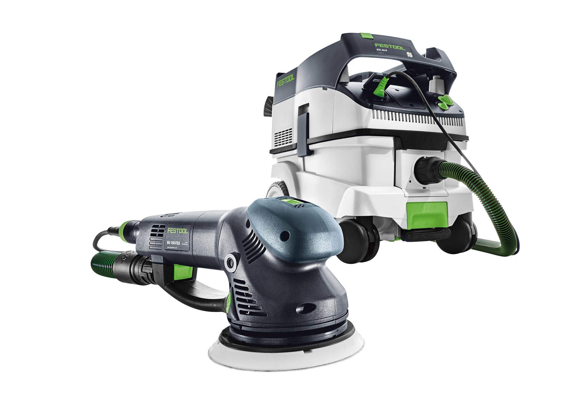 Festool vacuum cleaner CTL 26 E SD 230V