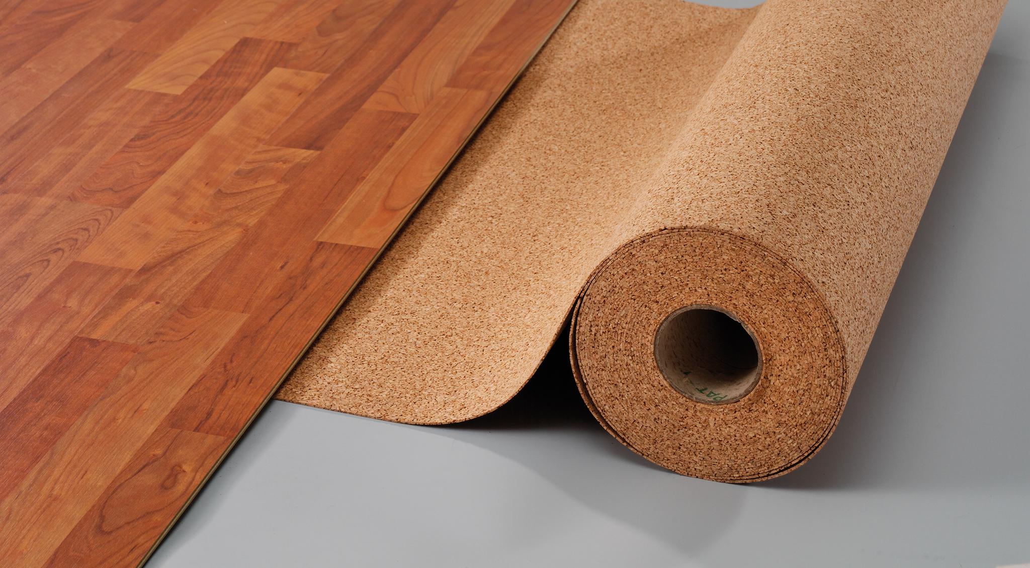 Parat Cork 2,0 insulating underlayer 2mm