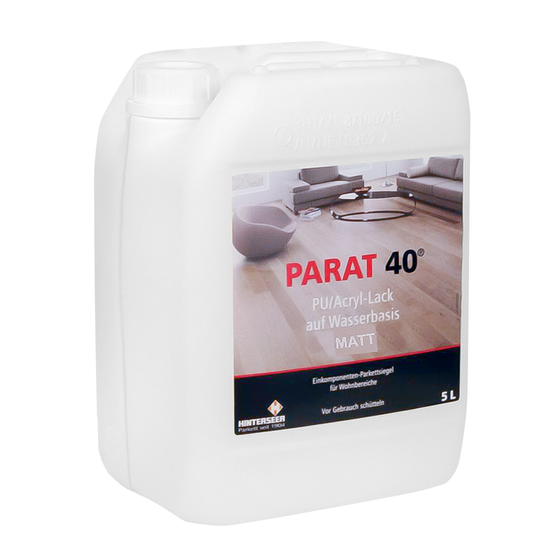 PARAT 40 Wasserlack 5 Ltr. matt