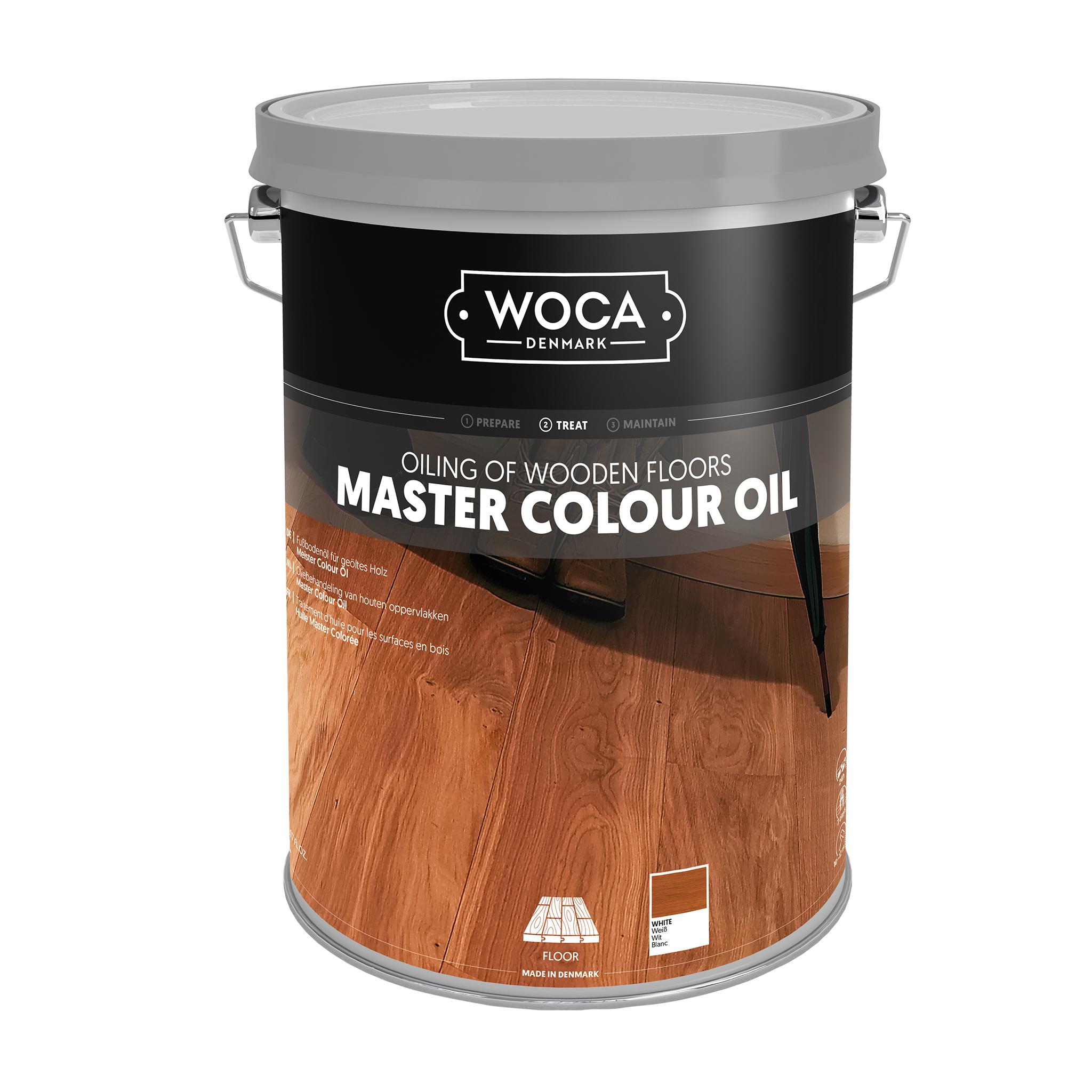 WOCA Master Oil bily 5l