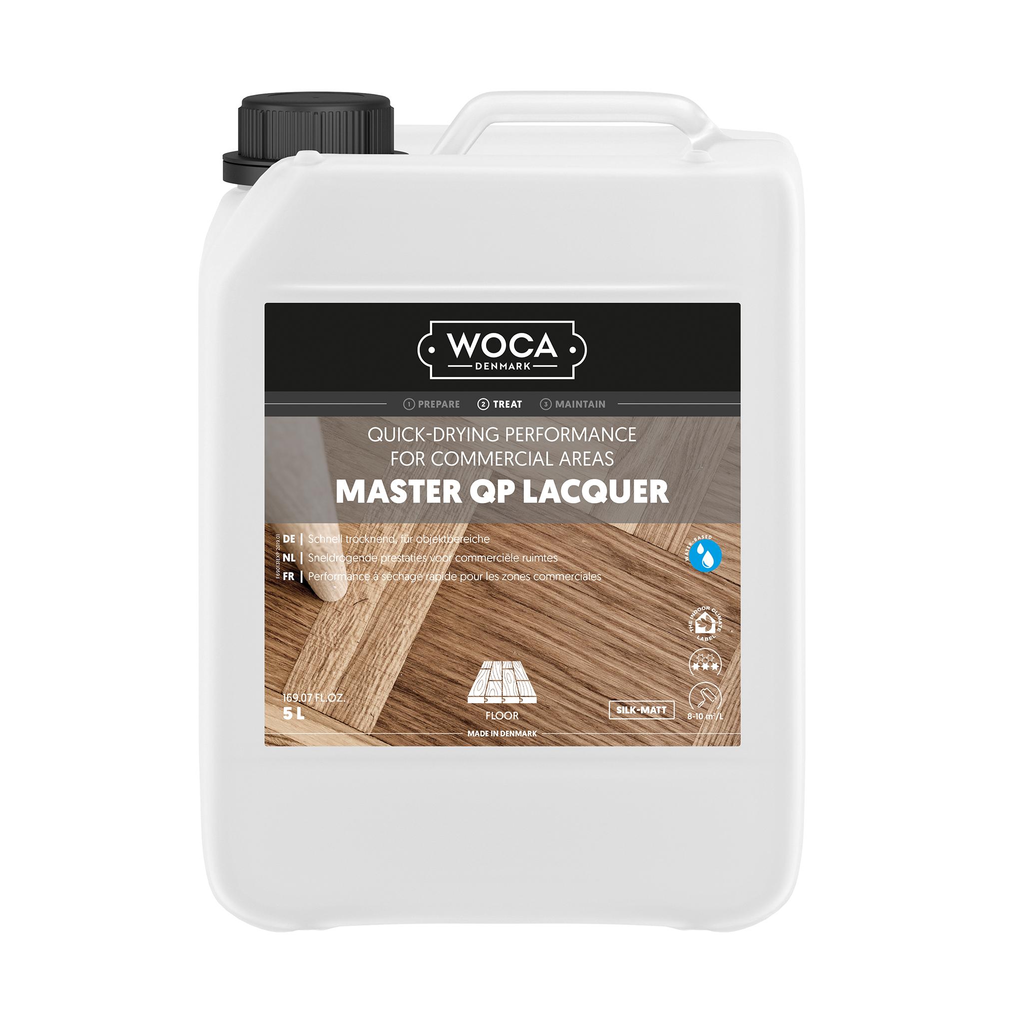 WOCA Master QP 5 Ltr. silk matt
