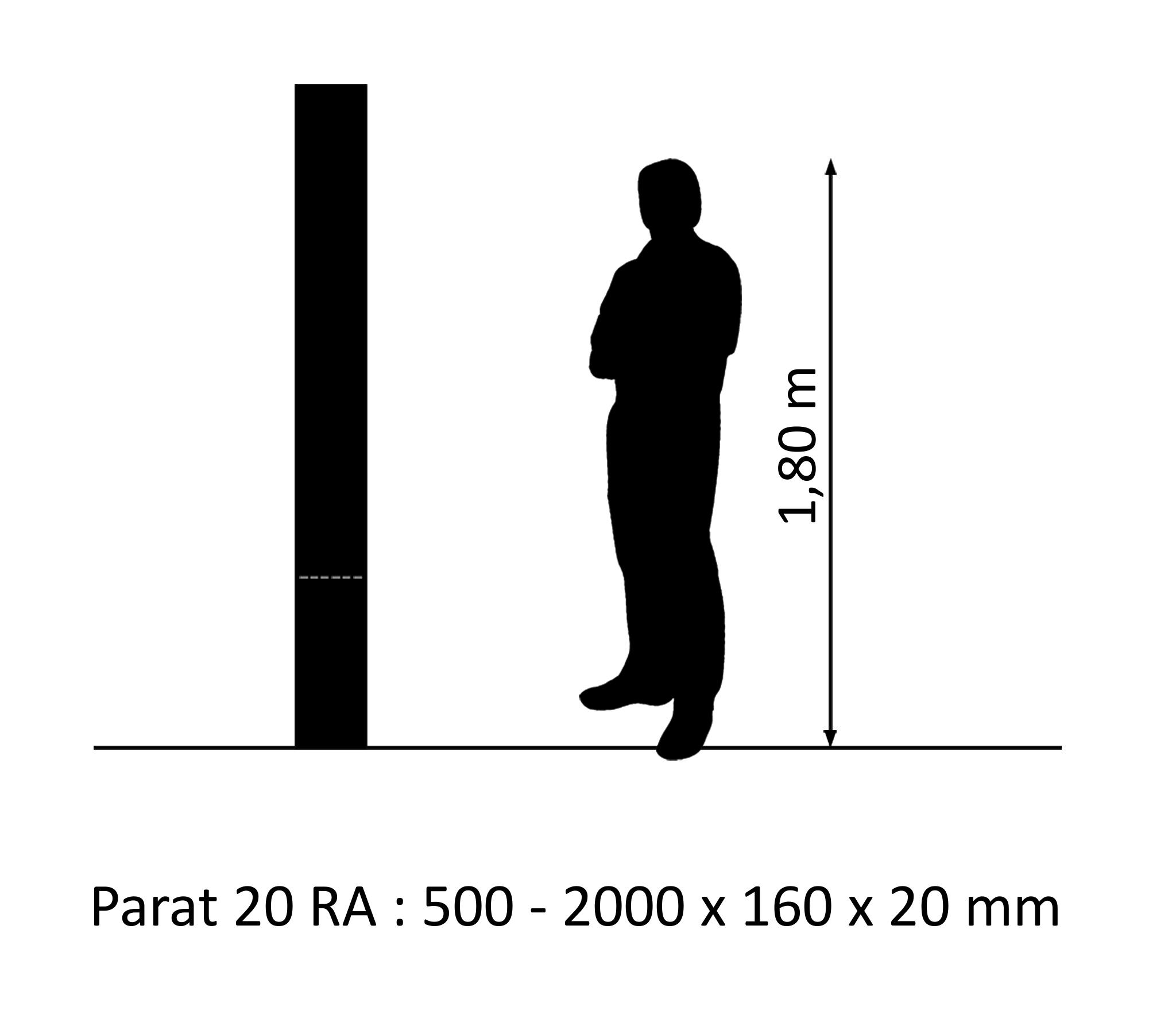PARAT 20 Dub RA Select surový