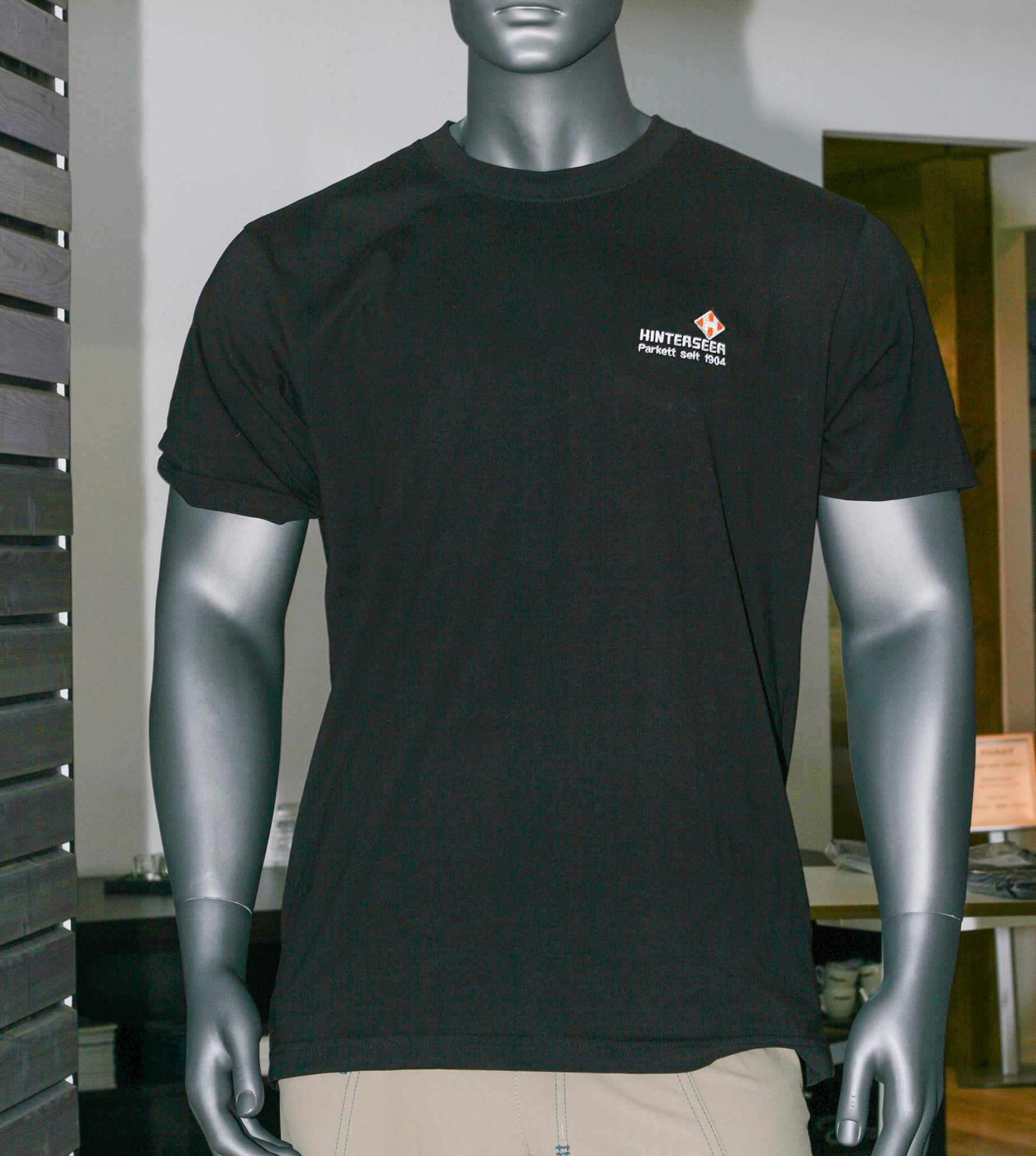 Mascot Calais T-Shirt schwarz BESTICKT