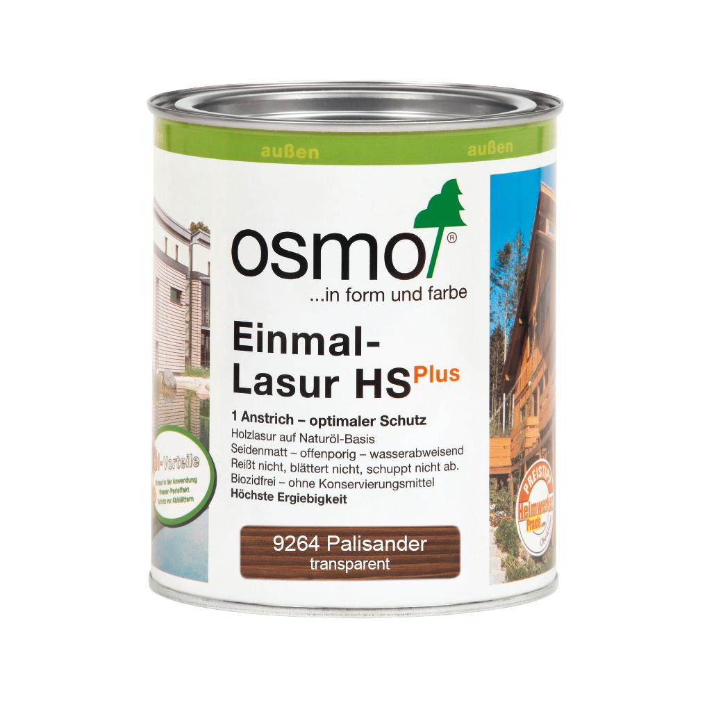 Osmo Einmal-Lasur HS+ Palisander 750ml