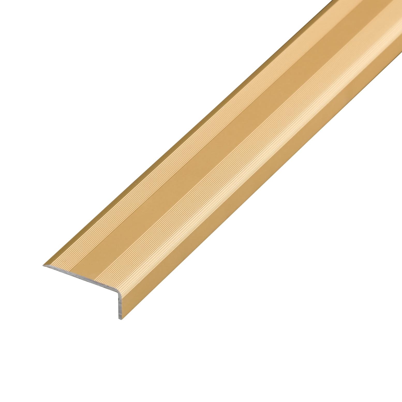 Winkelprofil selbstklebend Alu Gold