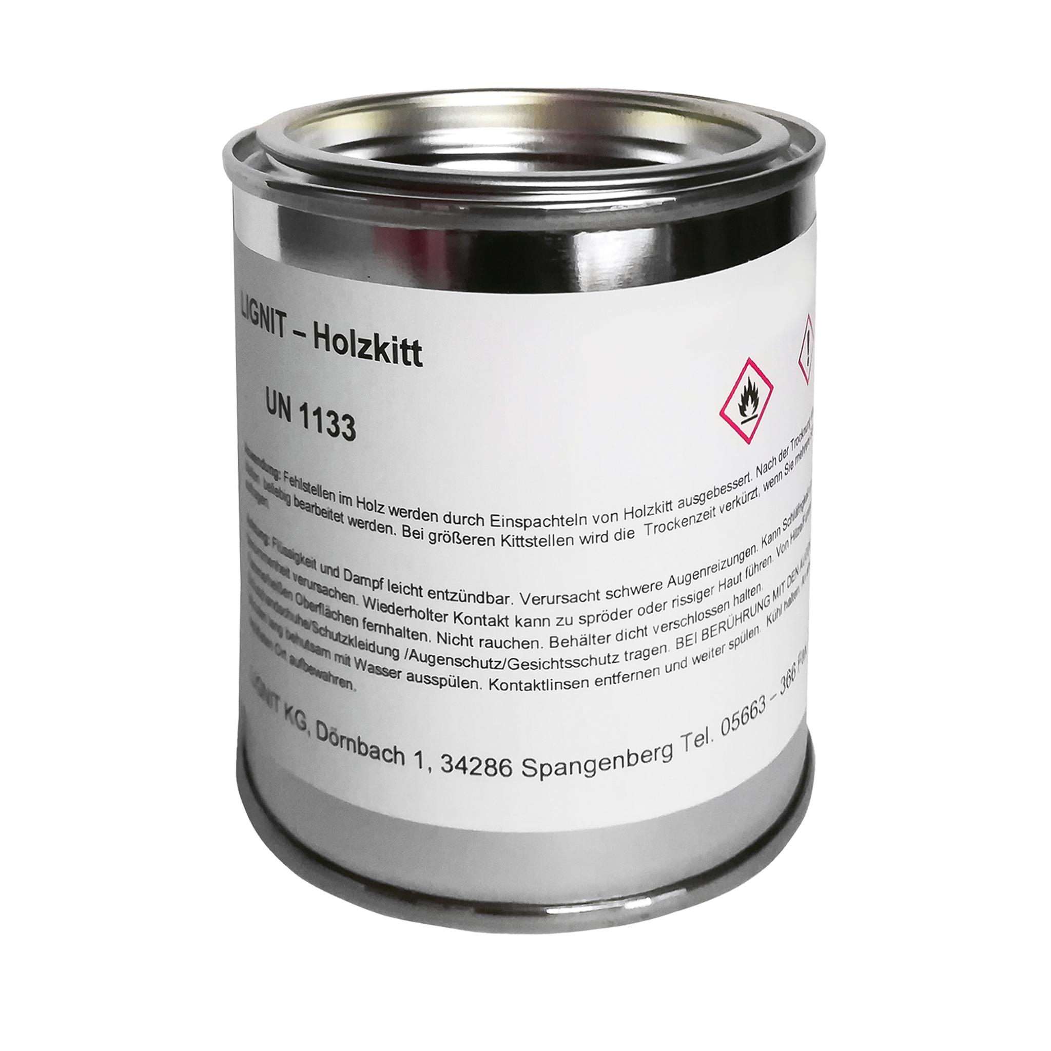 Lignit Holzkitt 750g / Farbvarianten