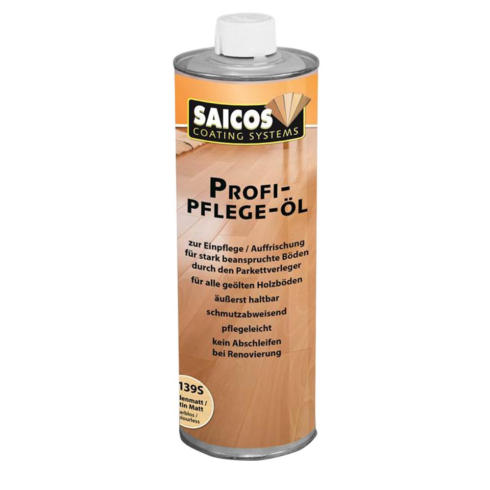 SAICOS Profi-Pflege-Öl Seidenmatt