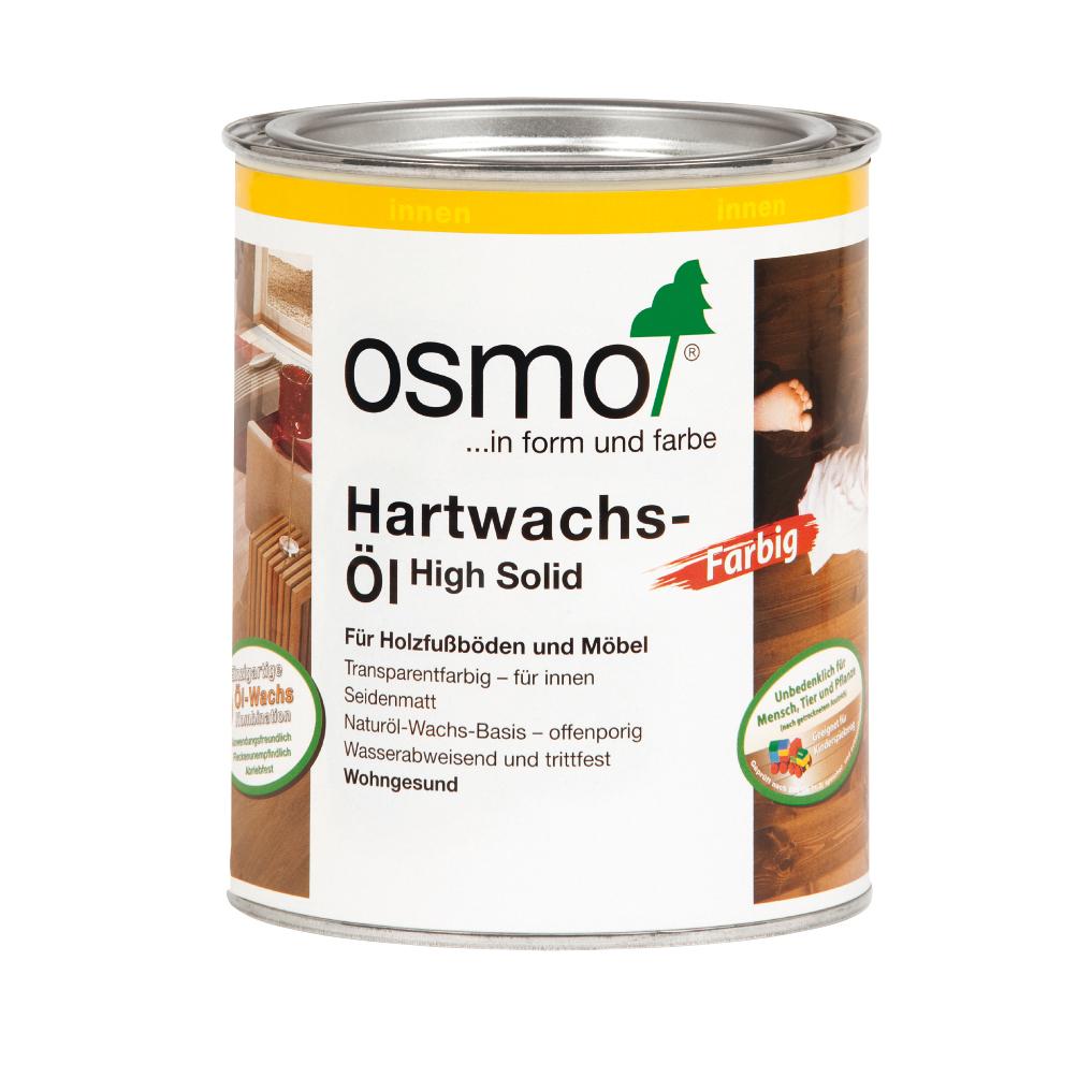 Osmo Hartwachsöl Weißgrund 750ml