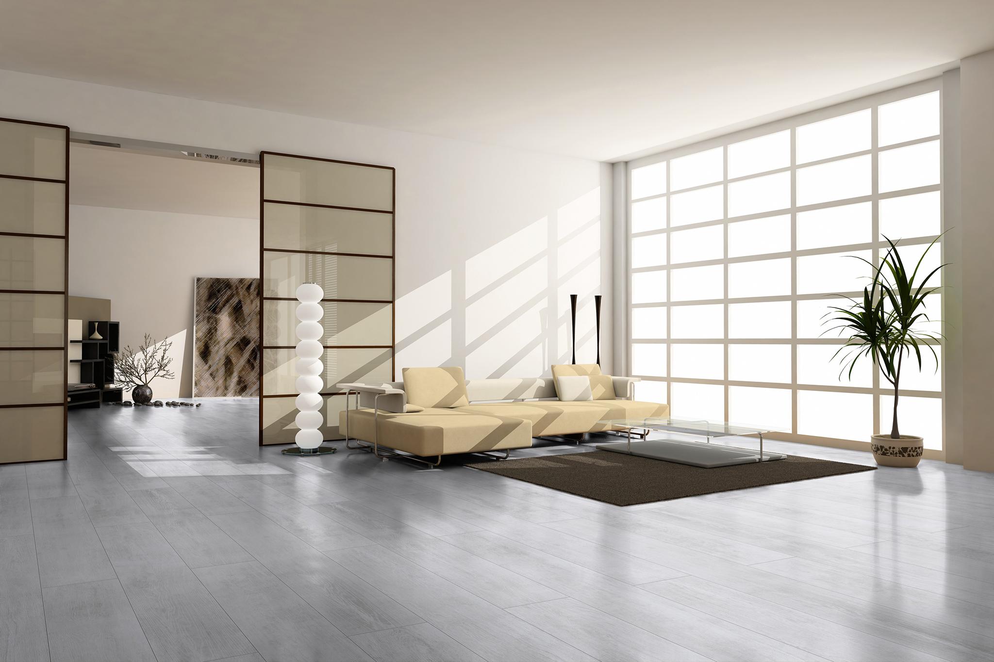 Sono Pro Forest Vanity White Designboden