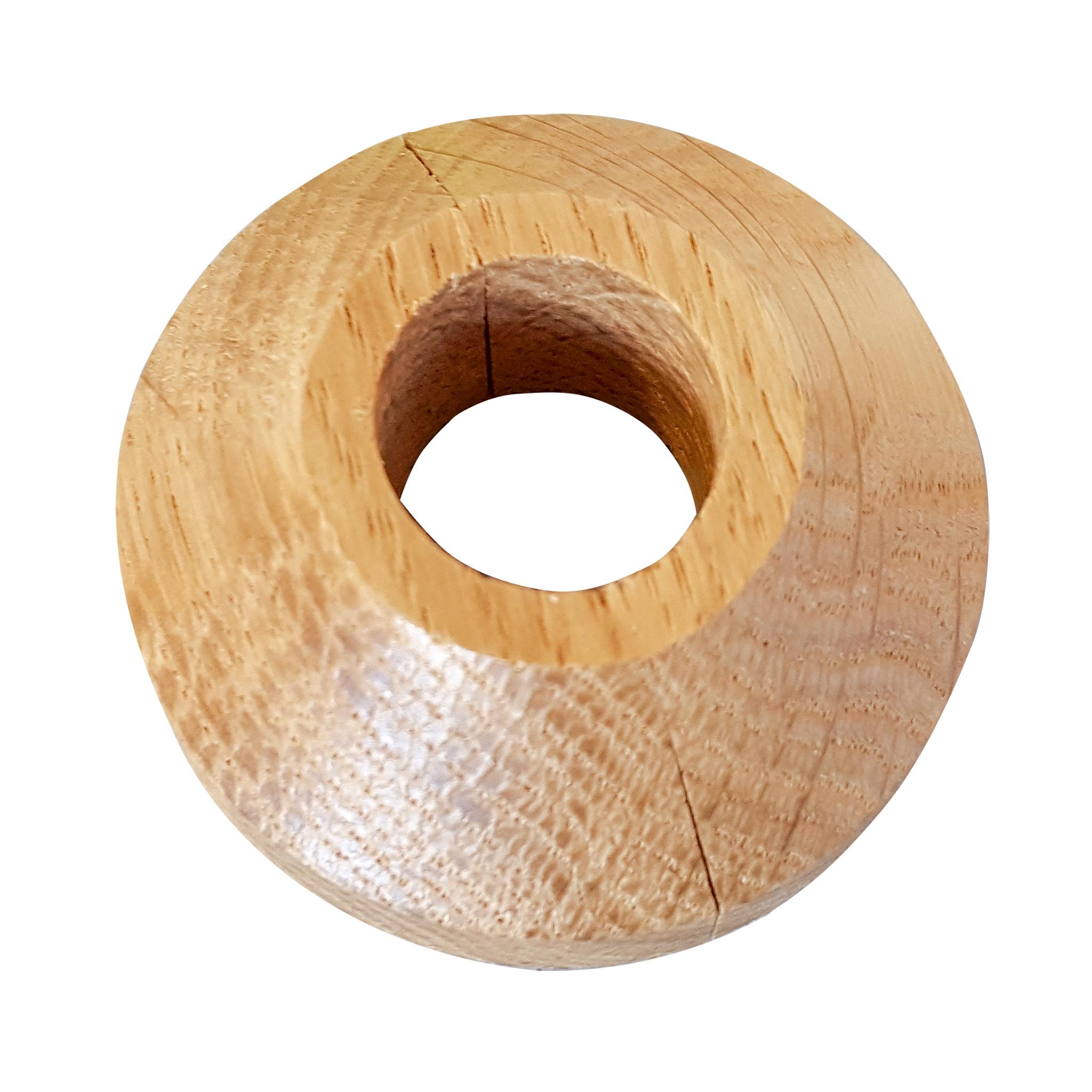 radiator rosette oak 3/8 17,1/19,0mm