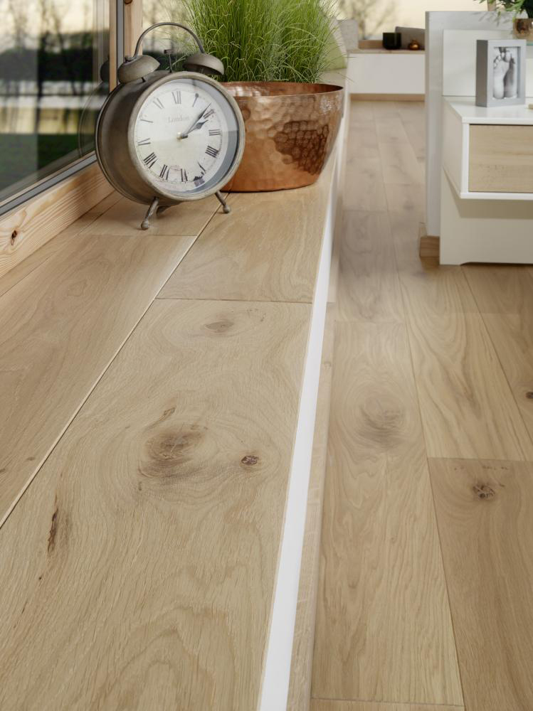 Osmo wood finish colorless 2,5 Ltr.