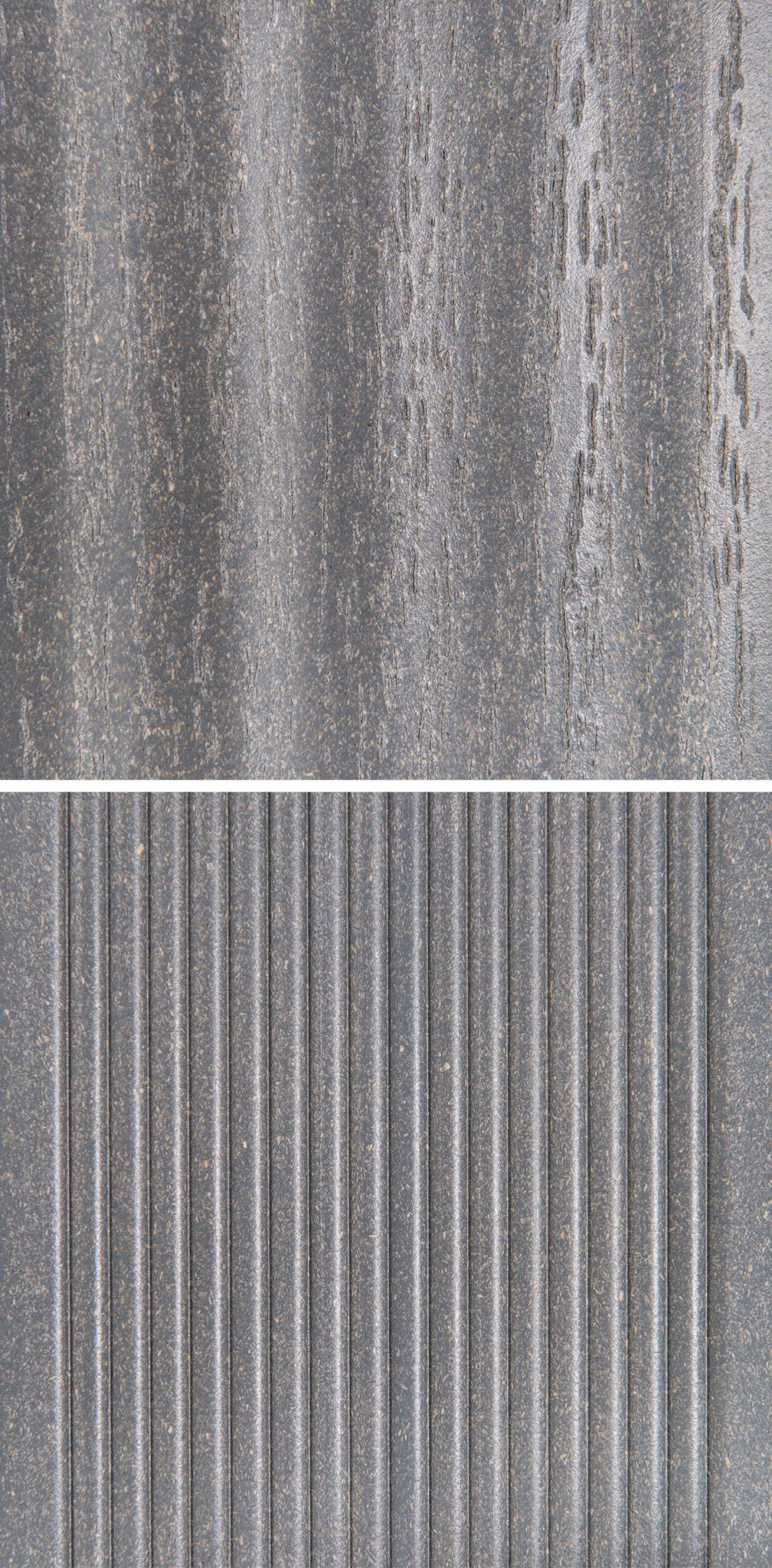 DIE BELIEBTE select WPC Massivdiele Grau