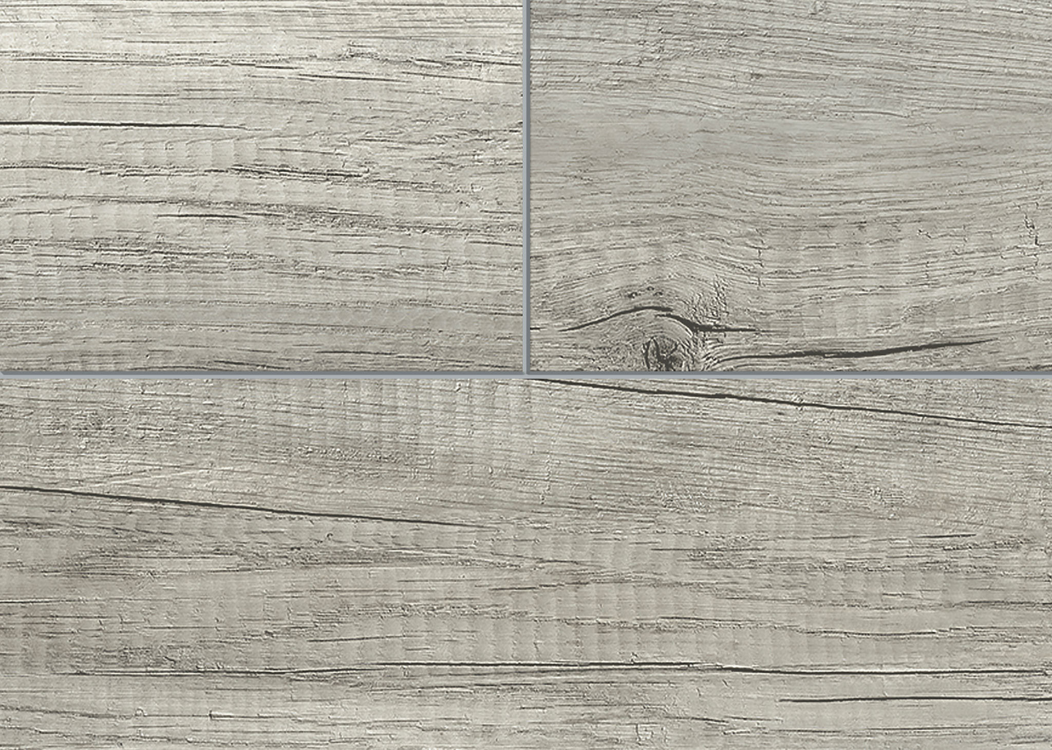 Wiparquet Eco Aqua Oak light grey