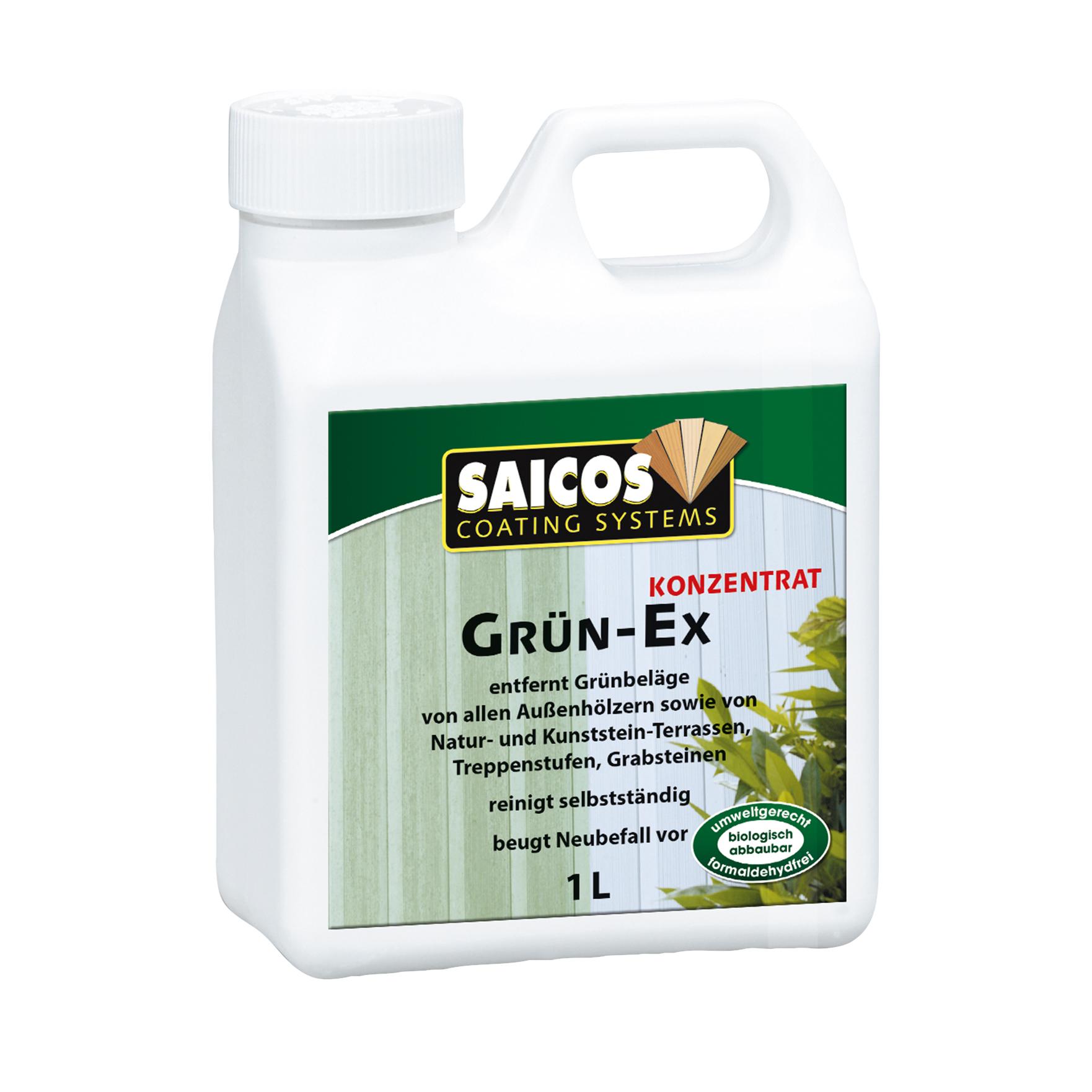 SAICOS Holz-Grün-Ex Konzentrat 1 Ltr.
