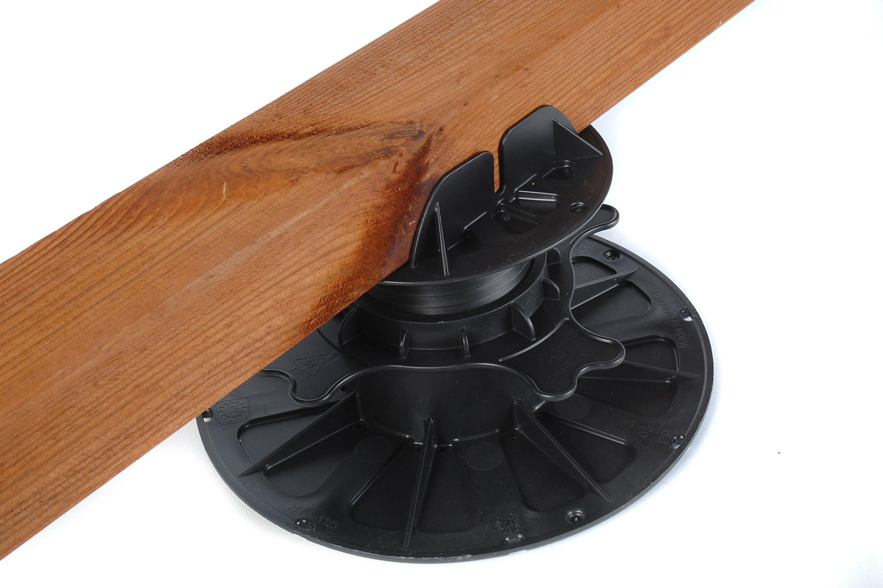 Adjustable foot base 27-40mm