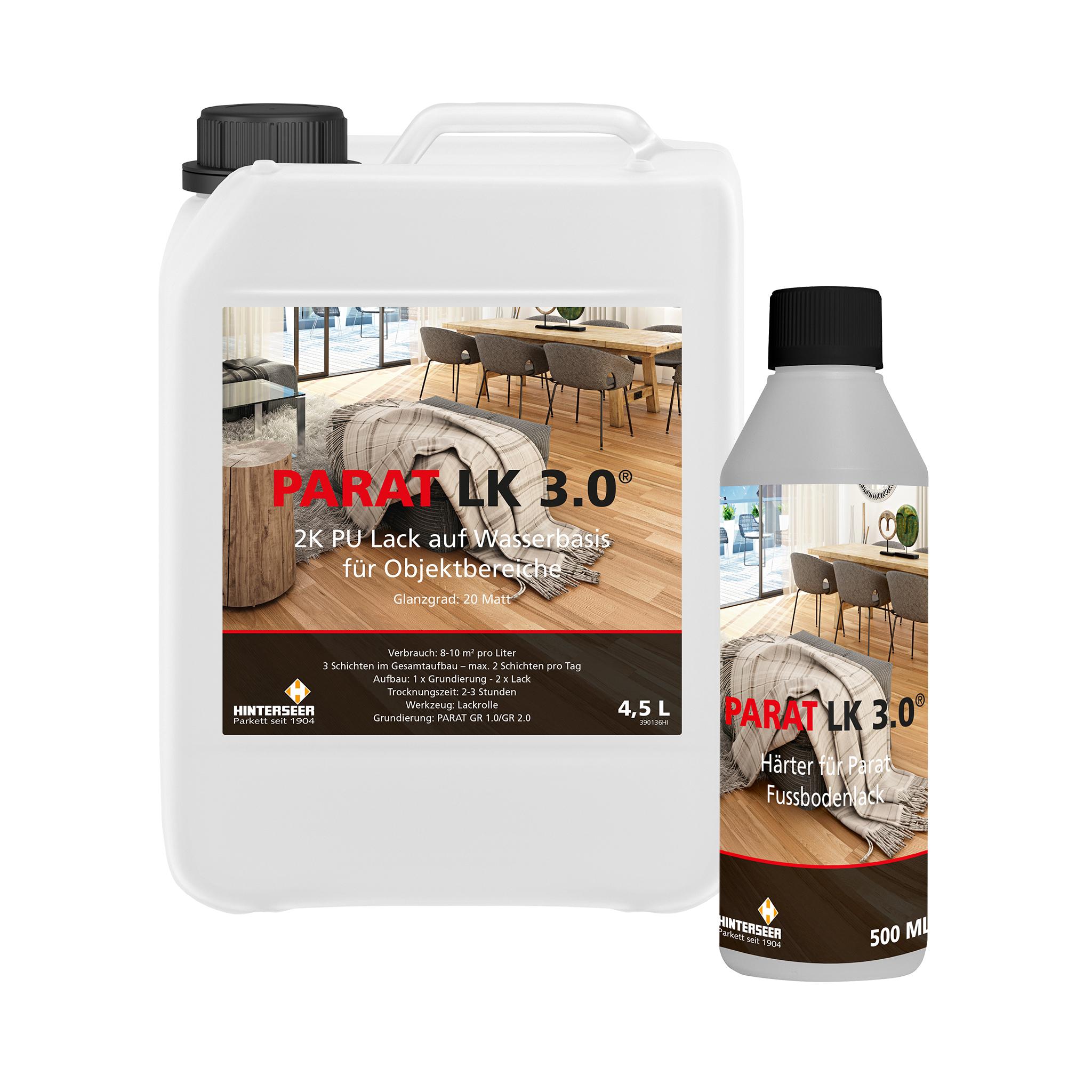PARAT LK 3.0 parquet lacquer matt 5 Ltr.