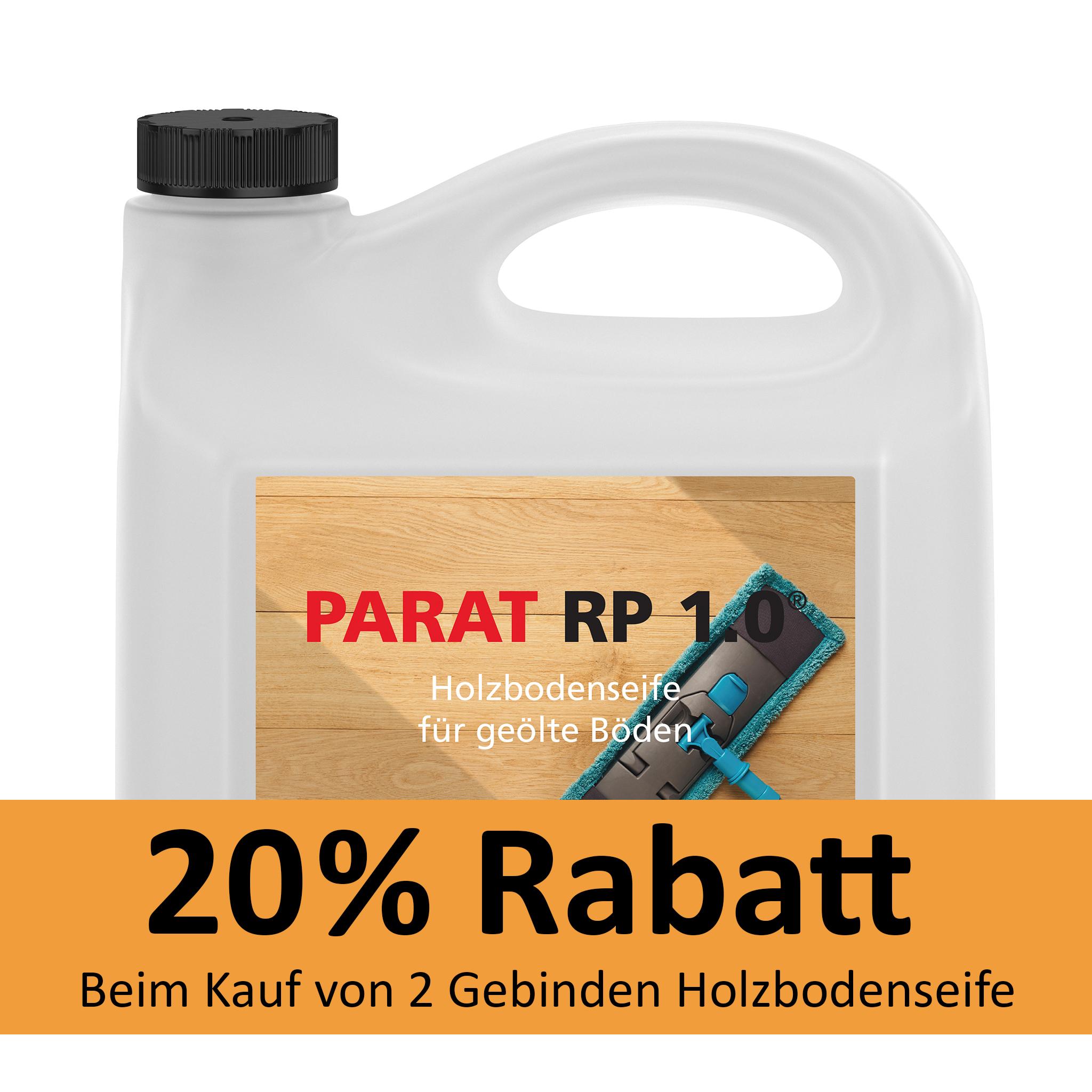 PARAT RP 1.0 Holzbodenseife 2,5 Ltr.