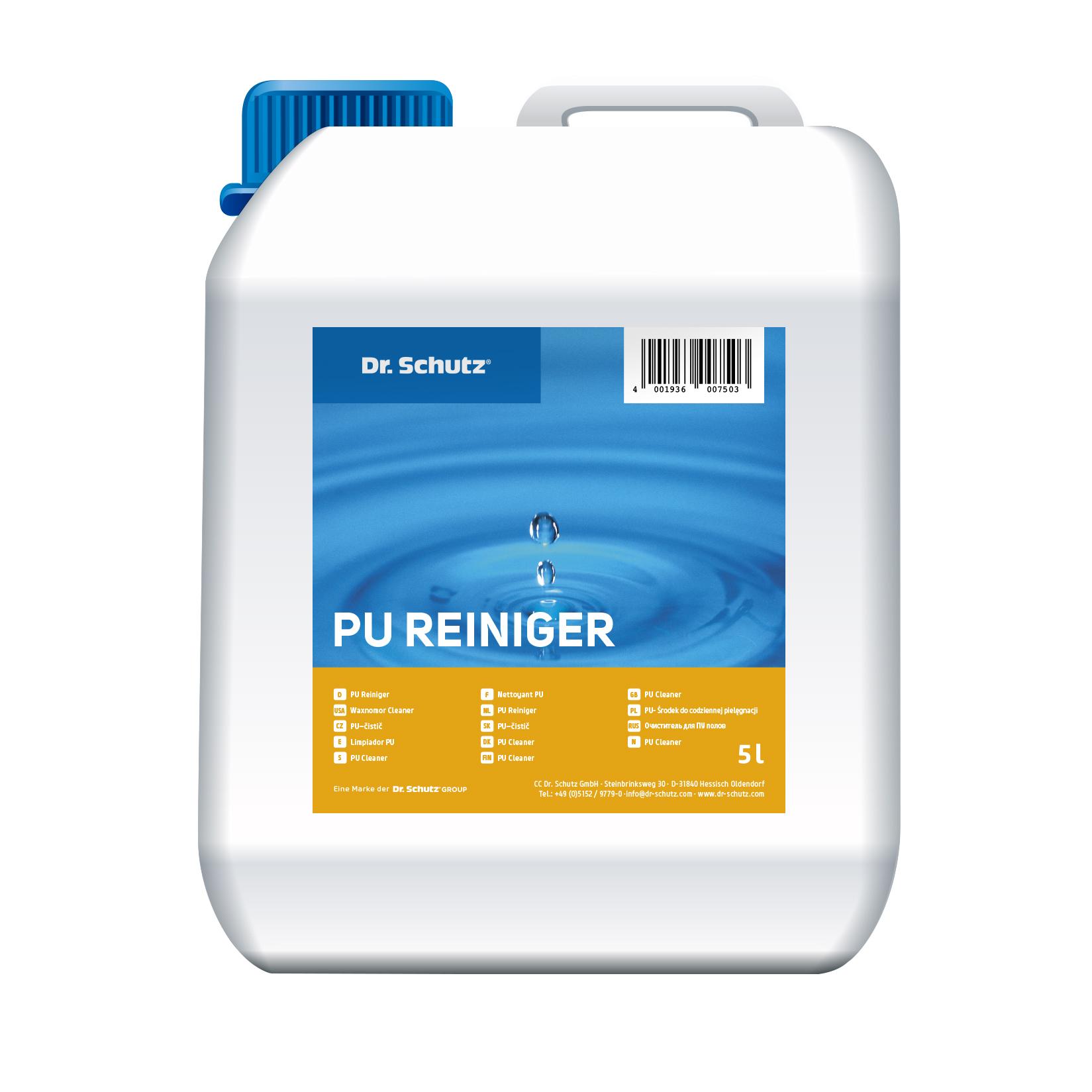 Dr. Schutz PU-Reiniger 5 Ltr.