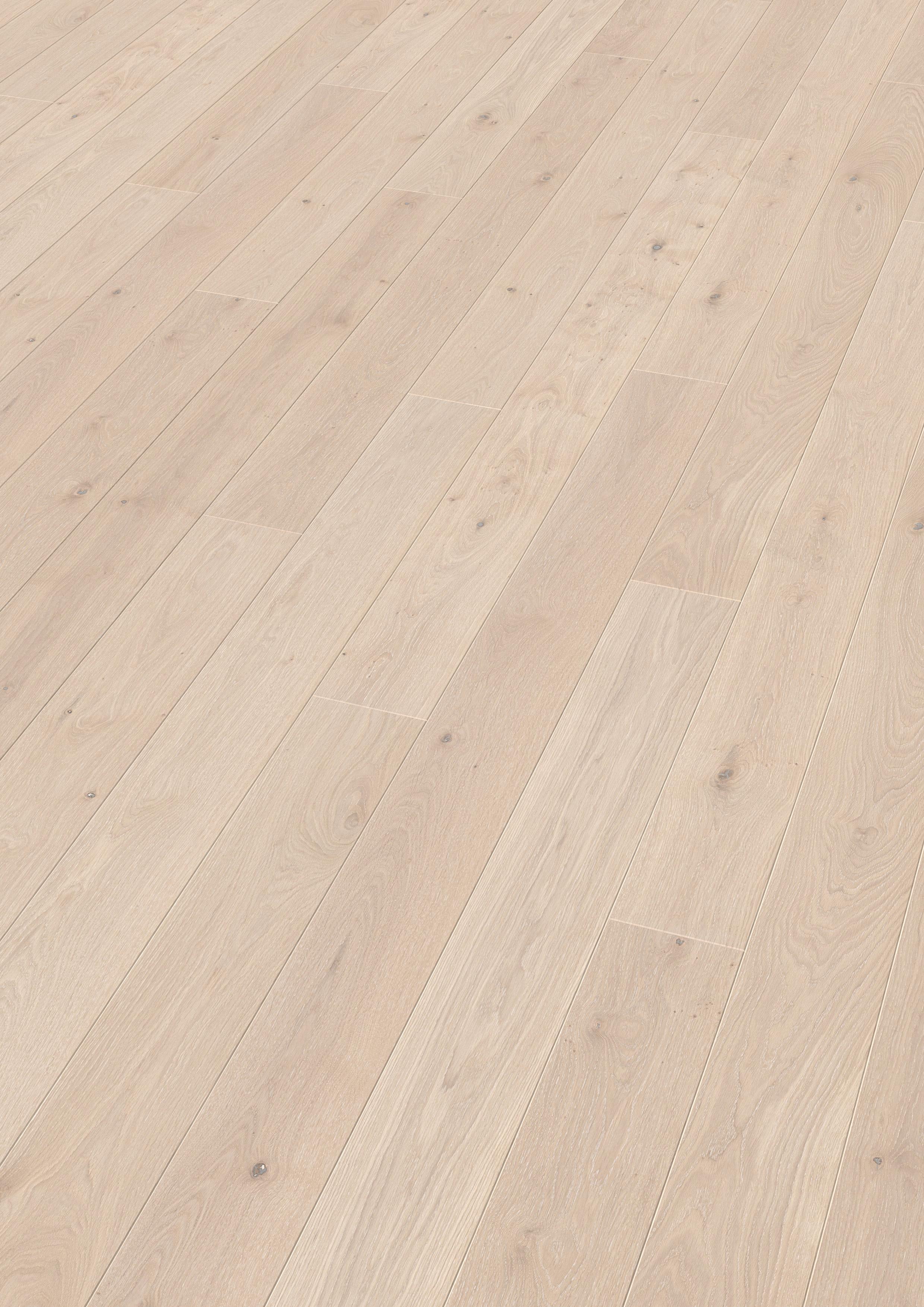Floor-Art Elements Eiche superweiß