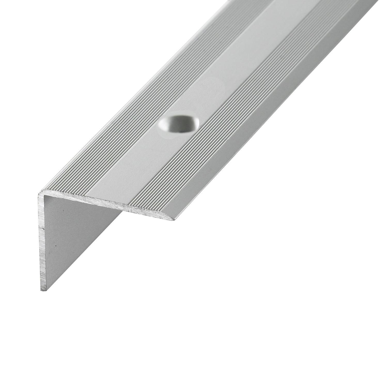 Winkelprofil Alu Silber 24,5x20mm