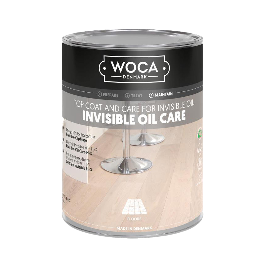 WOCA Invisible Oil Care Ölpflege 1 Ltr.