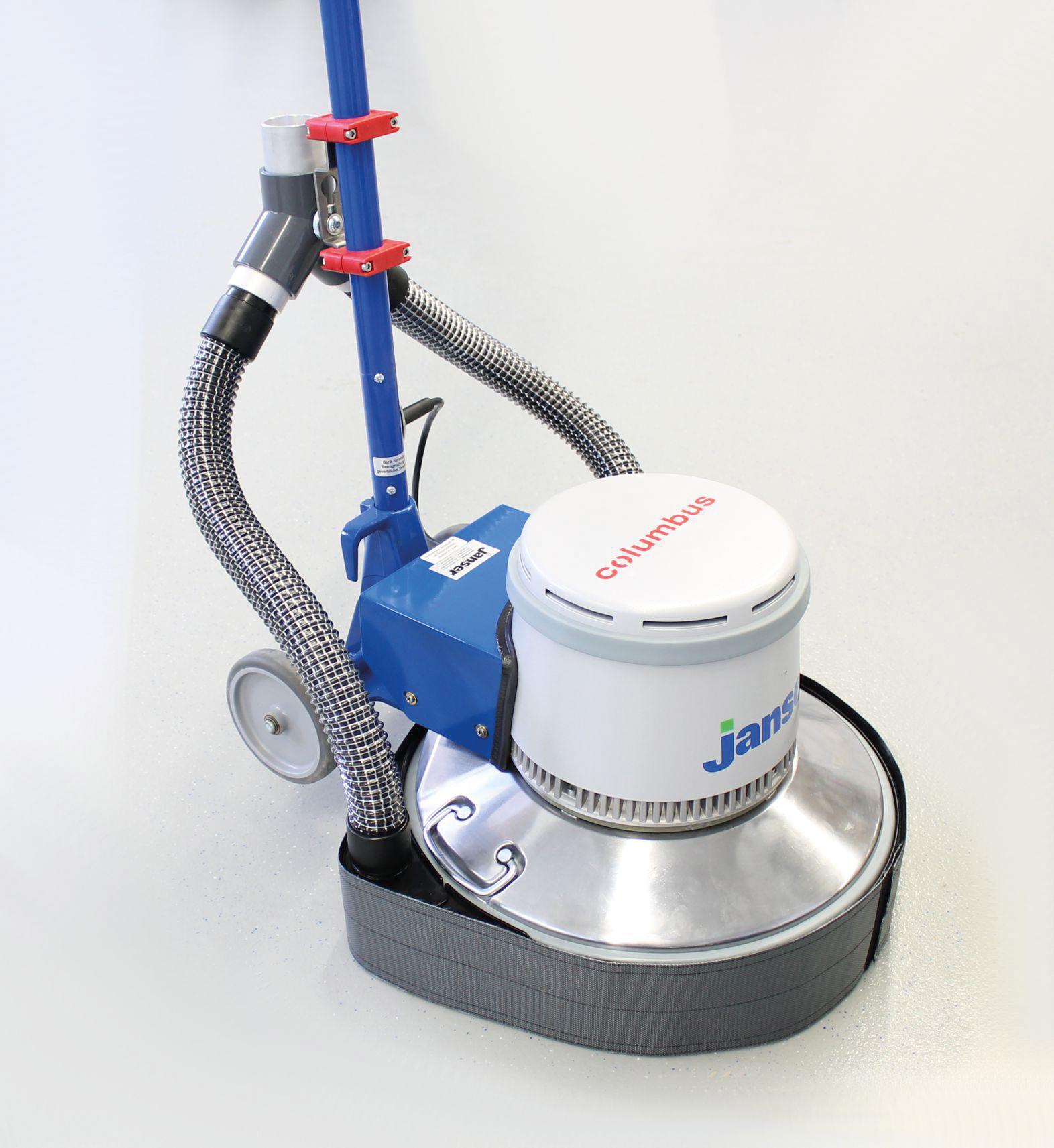 Multi-Vac Absaugsystem für Schleifmasch.