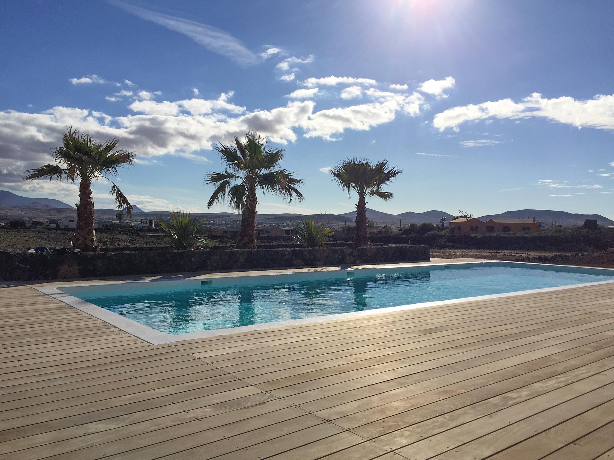 PARAT Deck ipe terrace plank