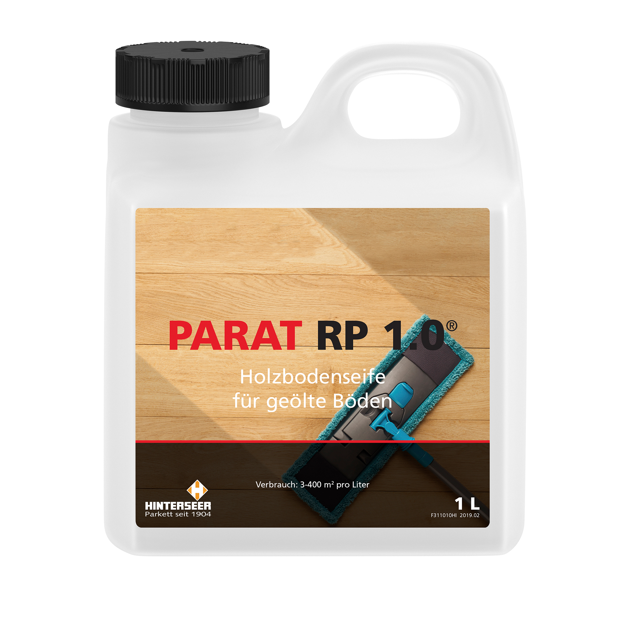 PARAT RP 1.0 Holzbodenseife 1 Ltr.