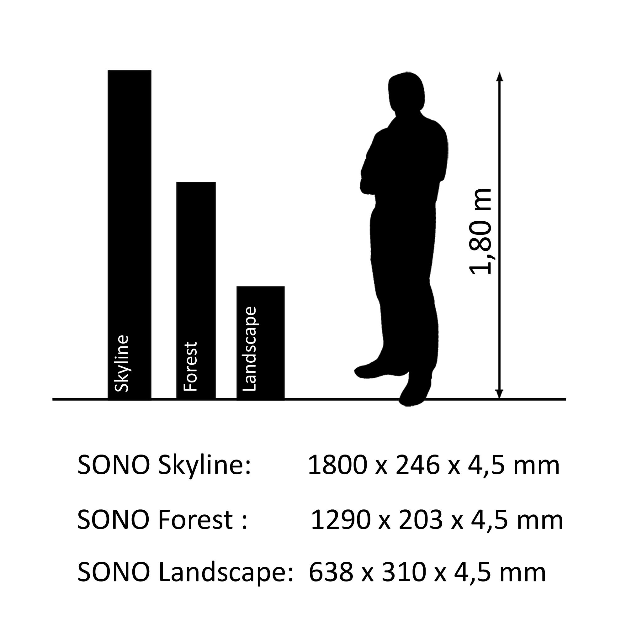Sono Pro Skyline Sea of Sense