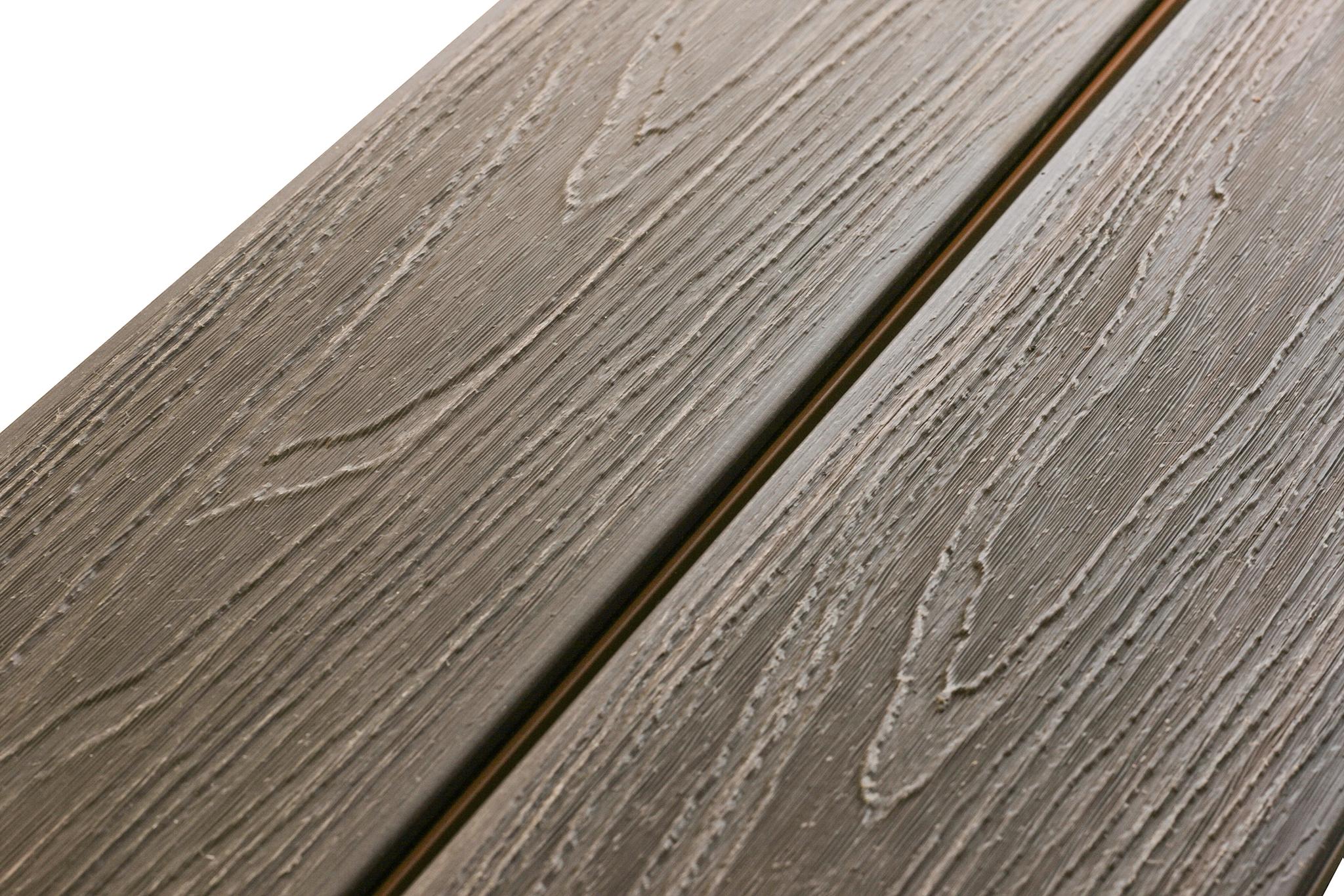 WPC Flooring Silver Grey/ Antique
