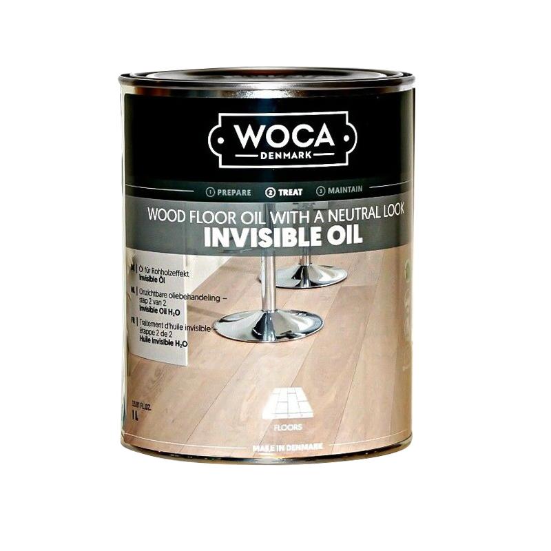 WOCA Invisible Öl 1 Ltr. Holzöl