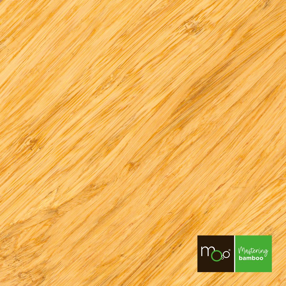 PARAT B bamboo nature density laquered