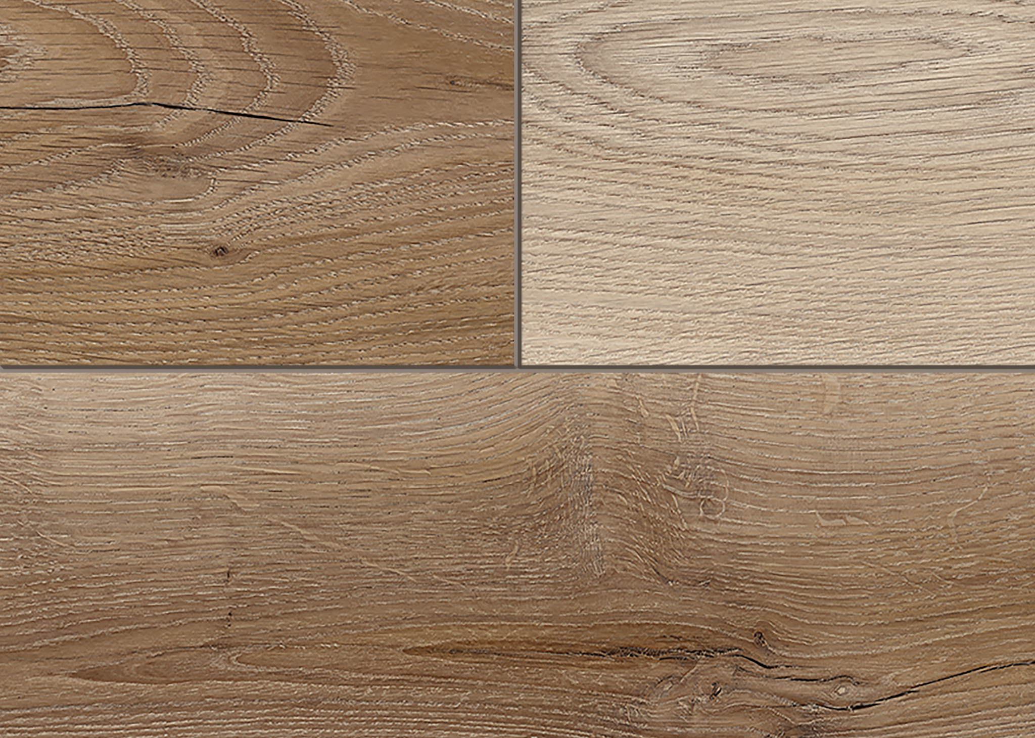 Wiparquet Eco Aqua Oak brown mix