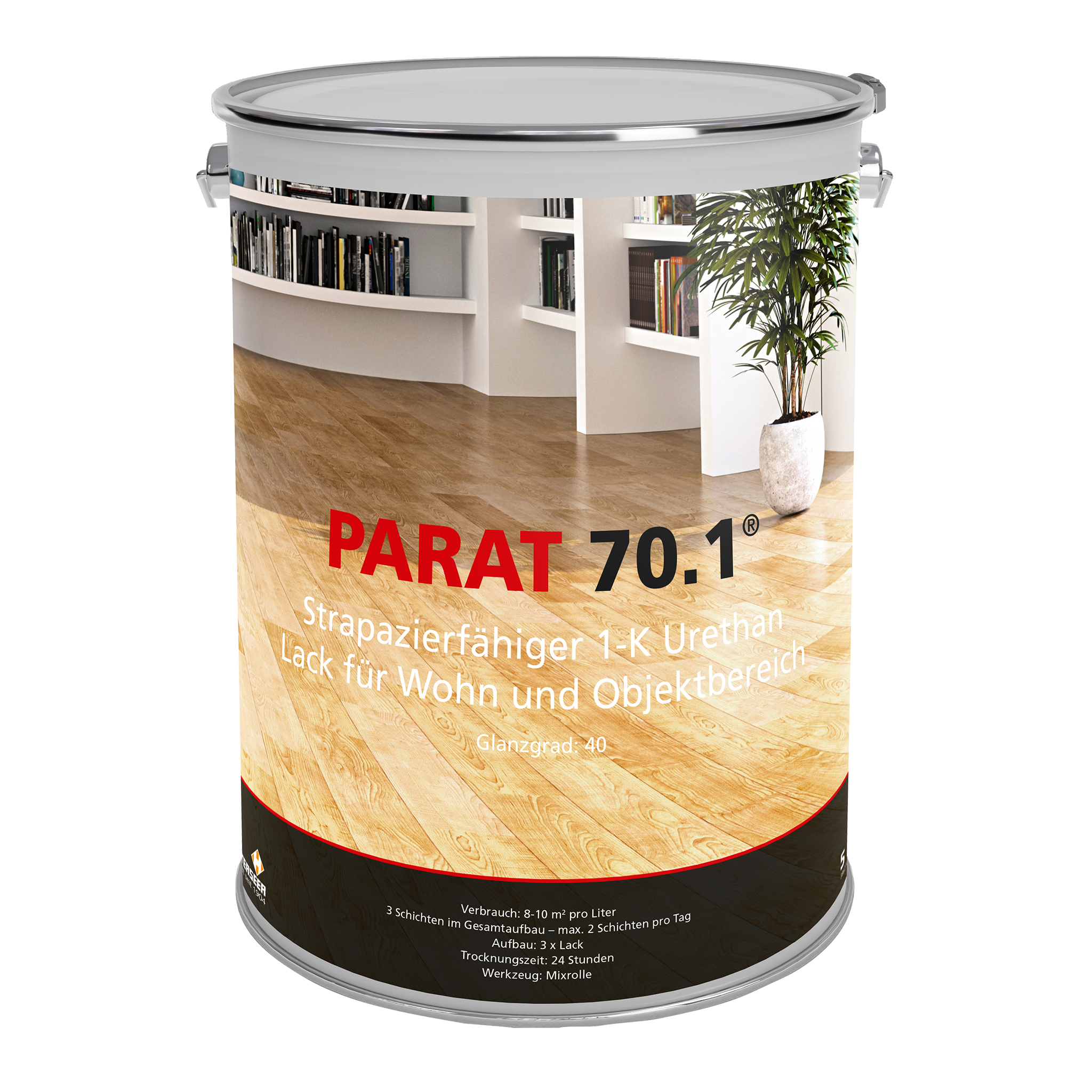 PARAT 70.1 parquet lacquer 5 Ltr.