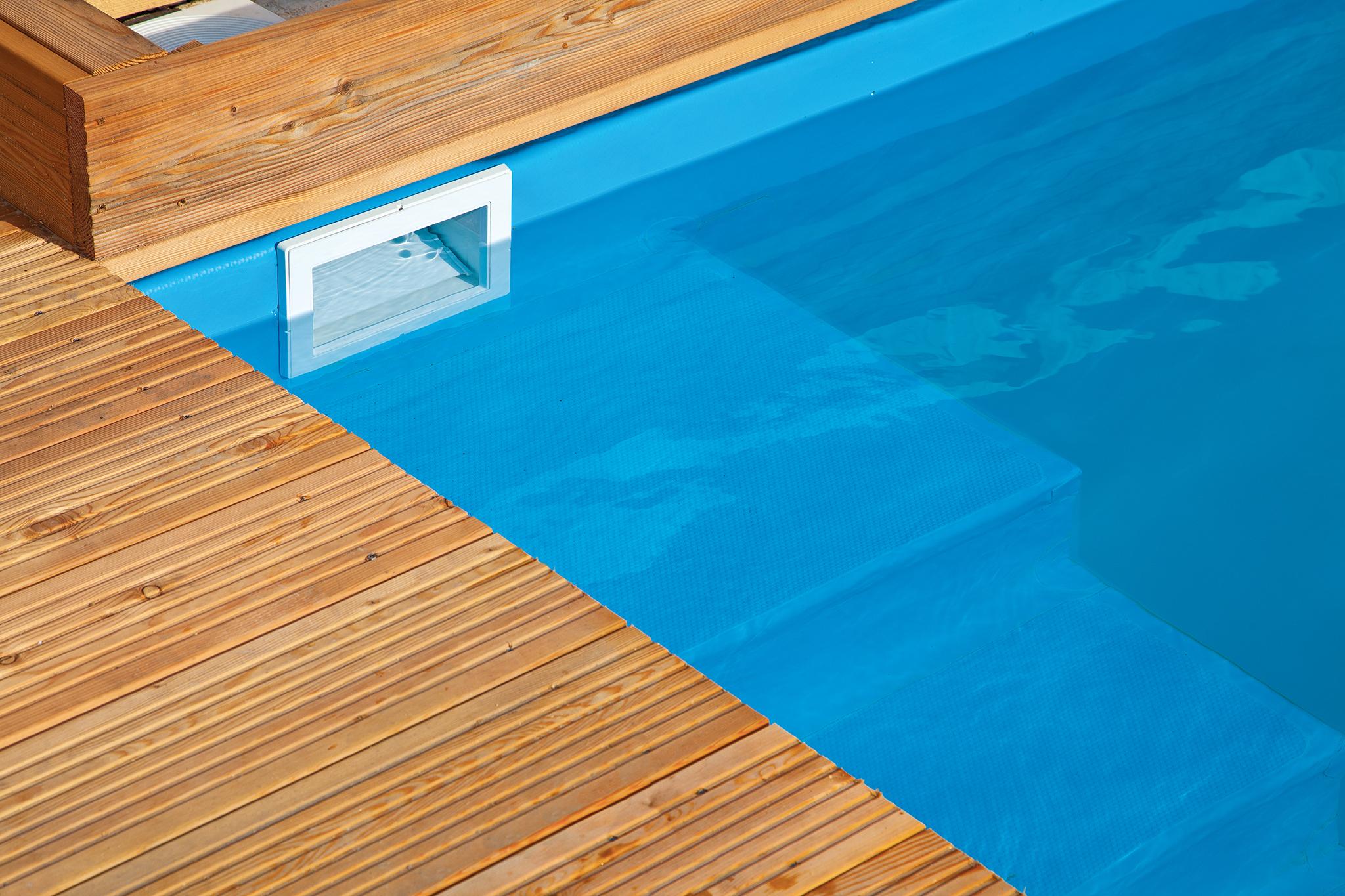 SPAX terrace screw A2 Plus 5x48mm