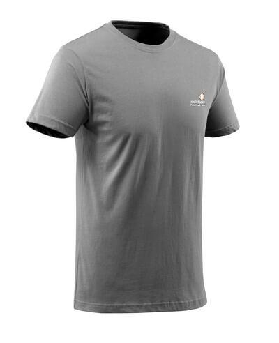 Mascot Calais T-Shirt anthrazit BESTICKT