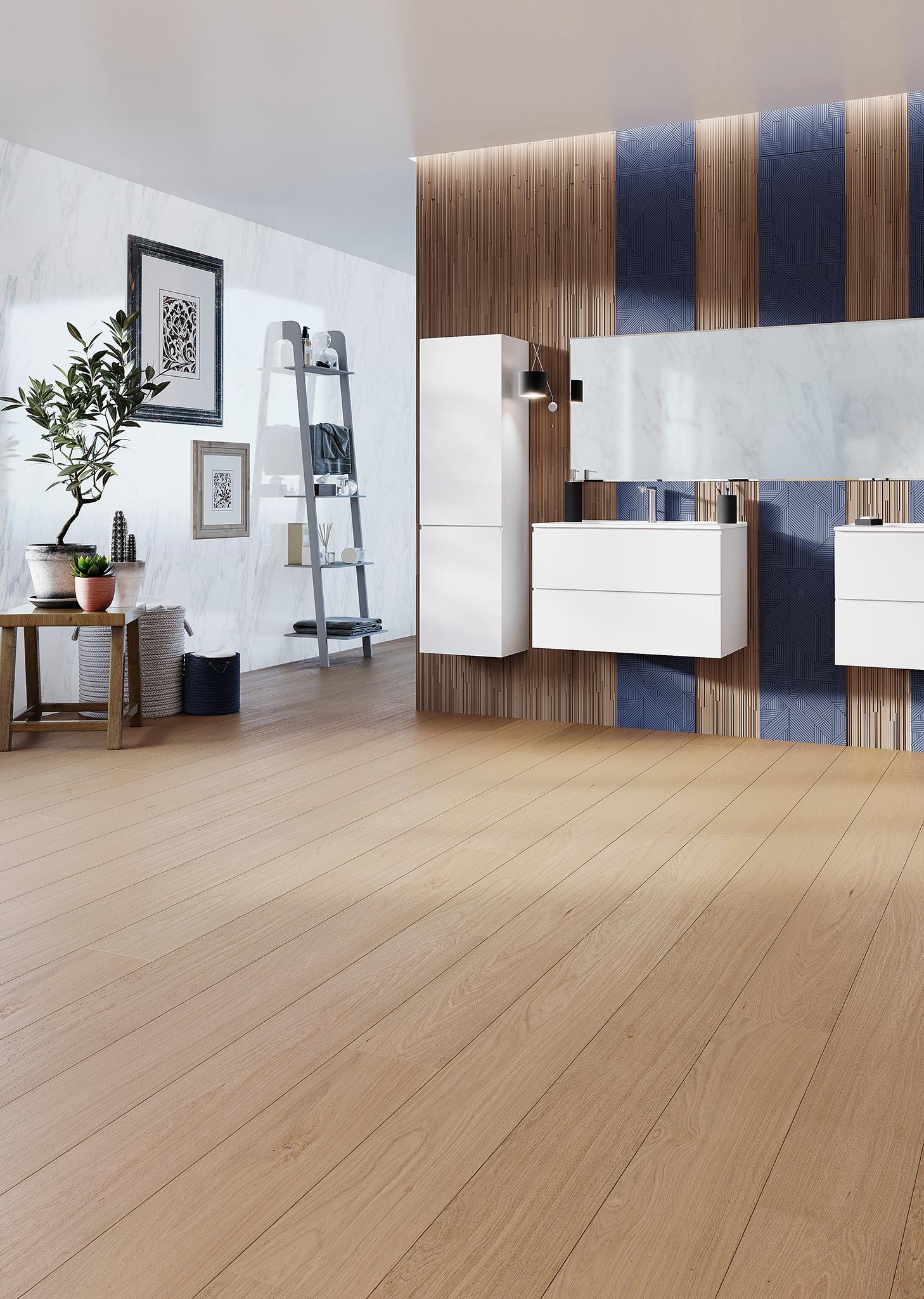 Floor-Art Da Vinci Eiche Rohholzoptik
